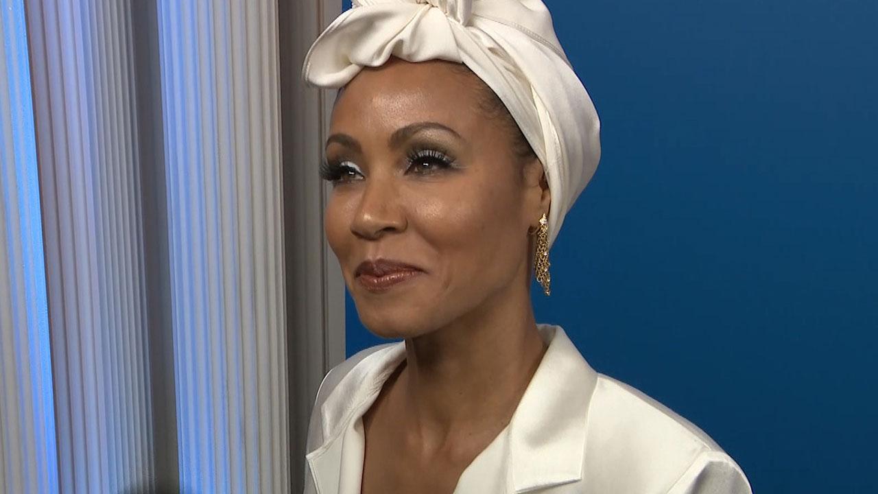 Jada Pinkett Smith Jokes Husband Will's Cell Phone Isn't Allowed in