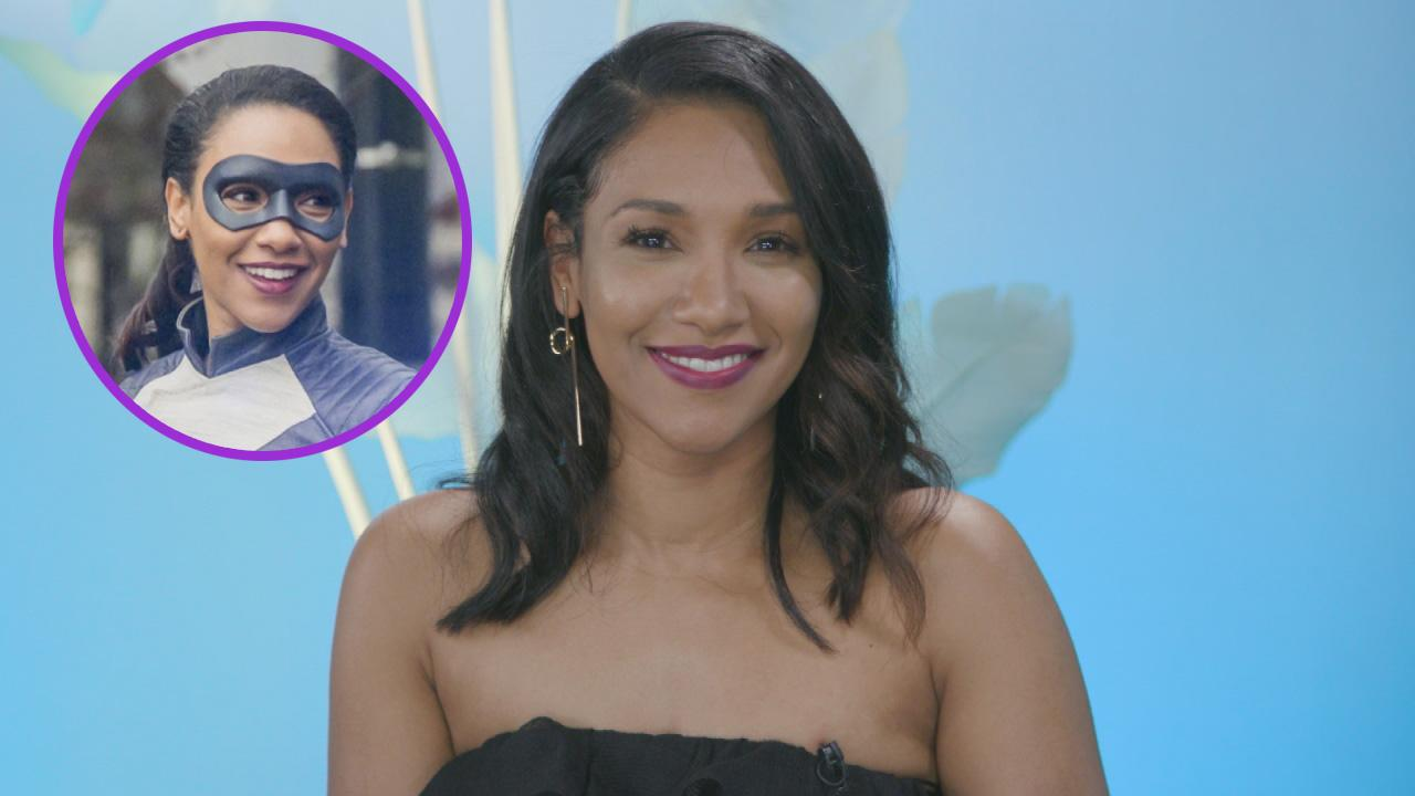 The Flash' Star Candice Patton Spills Behind-the-Scenes
