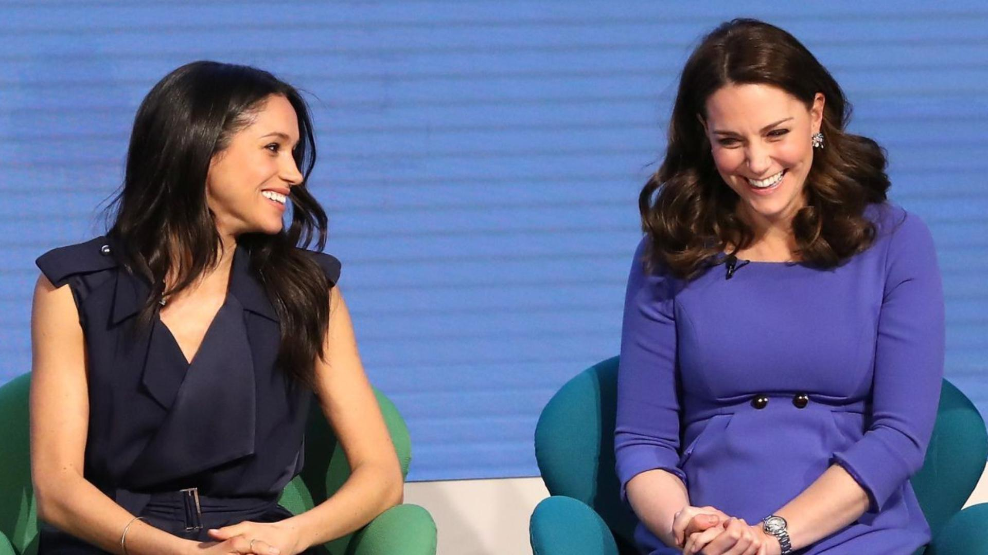 0ebb65b007b Meghan Markle Doesn t Want Her Wedding Dress to Upstage Kate Middleton s  (Exclusive)