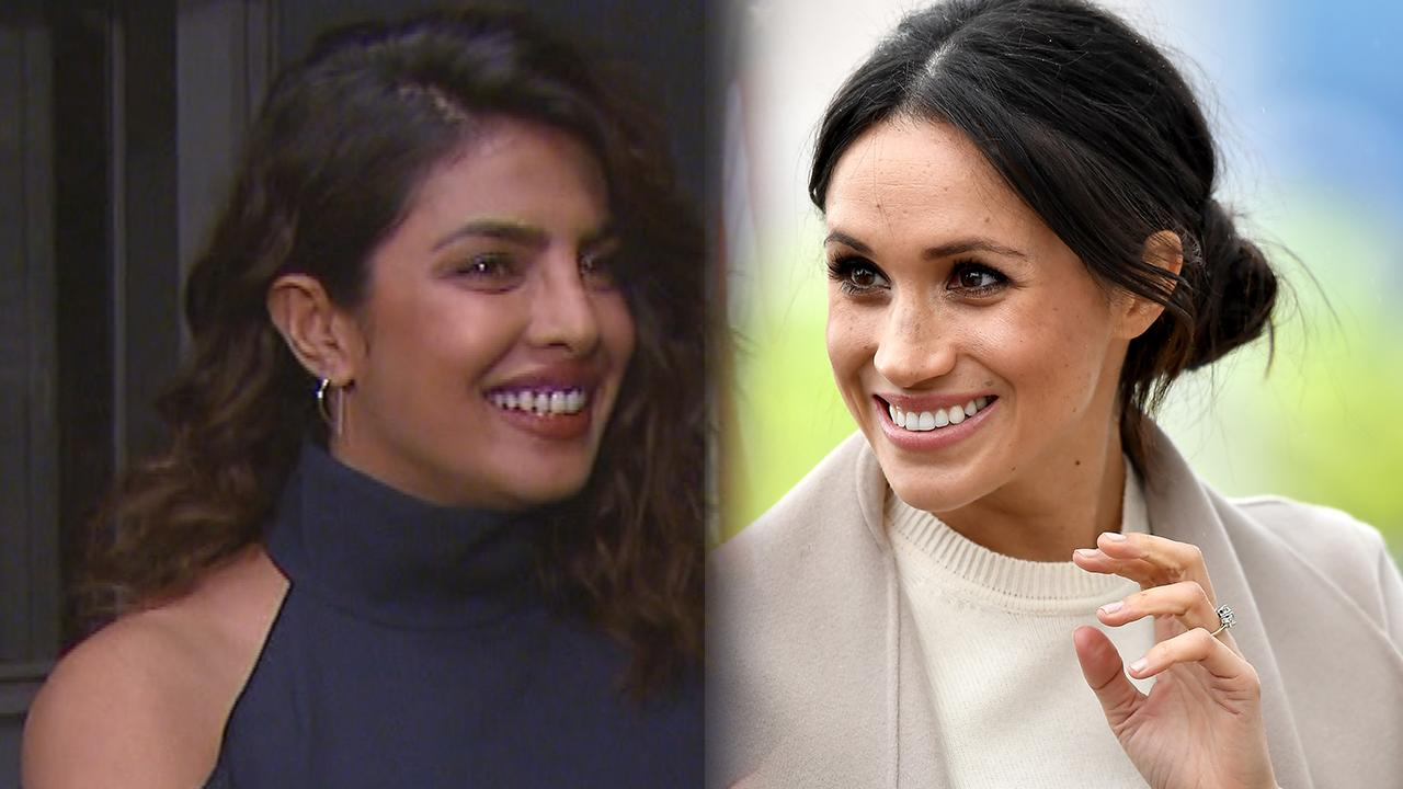 b518ace44cd88 Meghan Markle s Friends Priyanka Chopra