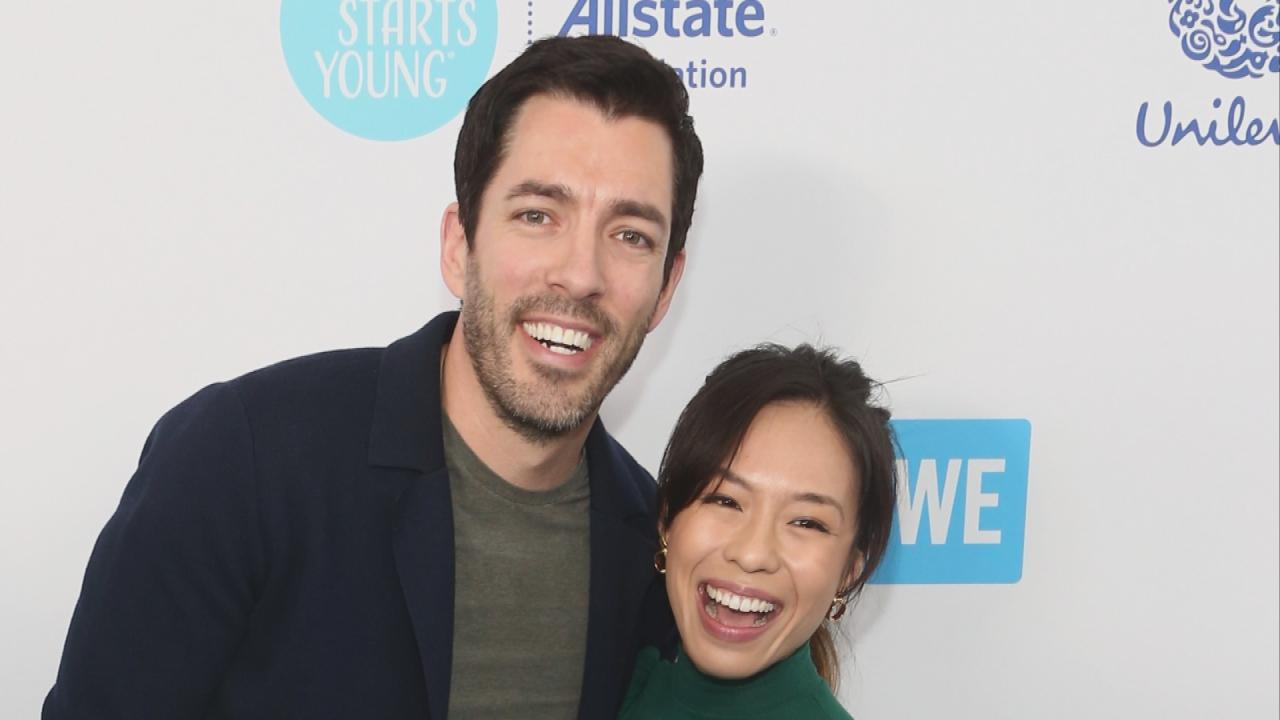 Property Brothers Wedding.Property Brothers Star Drew Scott On The Moment He Ugly Cried At