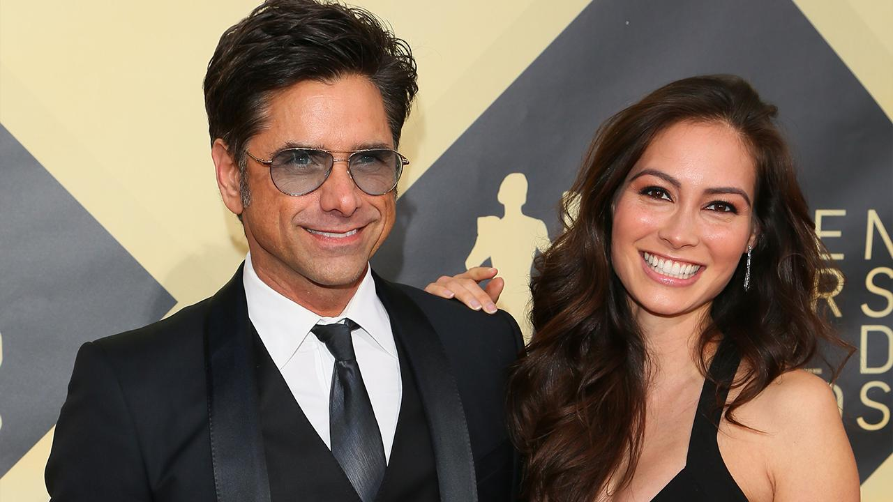 33c6428df63 John Stamos and Wife Caitlin McHugh Want More Kids 'ASAP' (Exclusive ...
