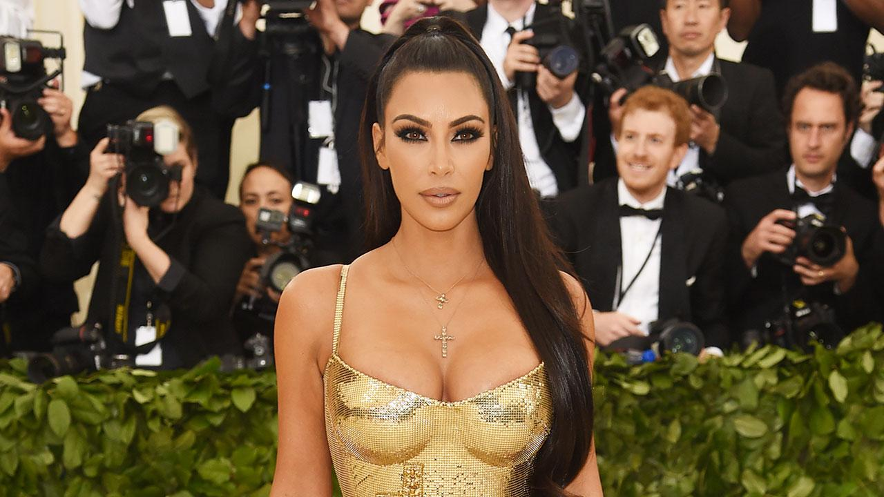 d854faf2176 Kim Kardashian Explains Kanye West s 2018 Met Gala Absence