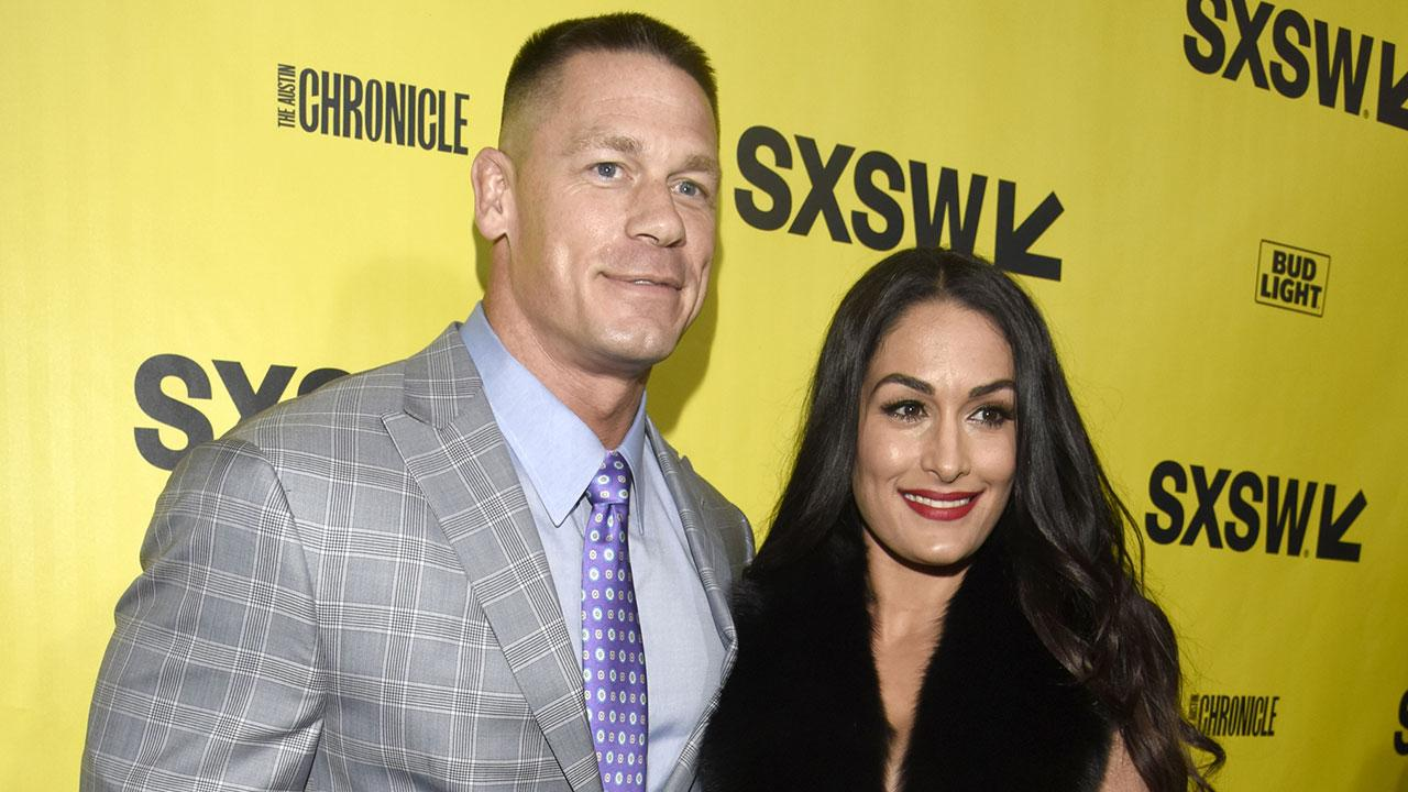 John Cena And Nikki Bella Call Off Wedding.Watch Nikki Bella Tearfully Tell Her Family That She And