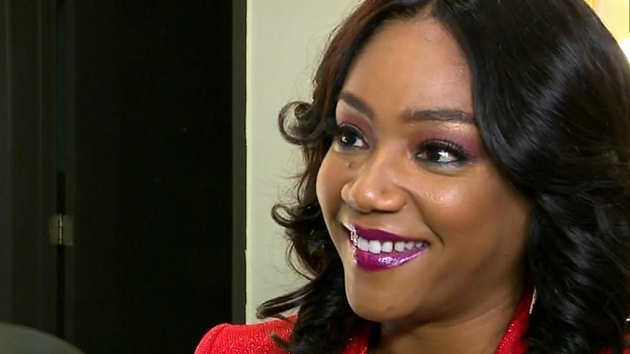 ead27dc83 Tiffany Haddish Calls Roseanne Barr a 'Racist,' Says Actress Refused to  Speak to Her