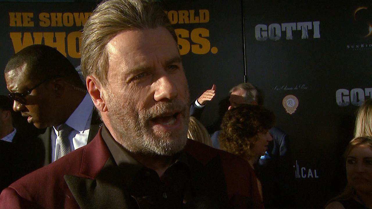 John Travolta Shares His Most Vivid Memories From Filming