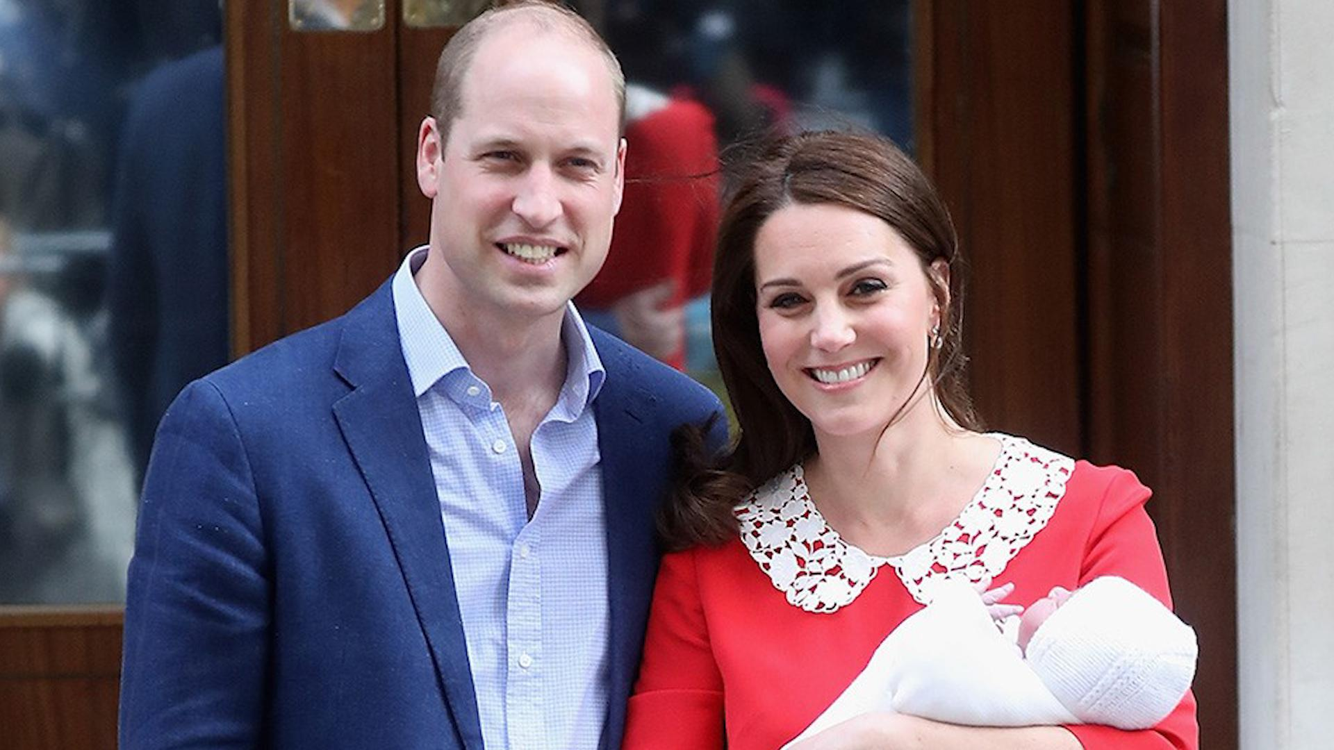 b5ef70e4d8ac3 Kate Middleton and Prince William Announce Christening Details for Son,  Prince Louis