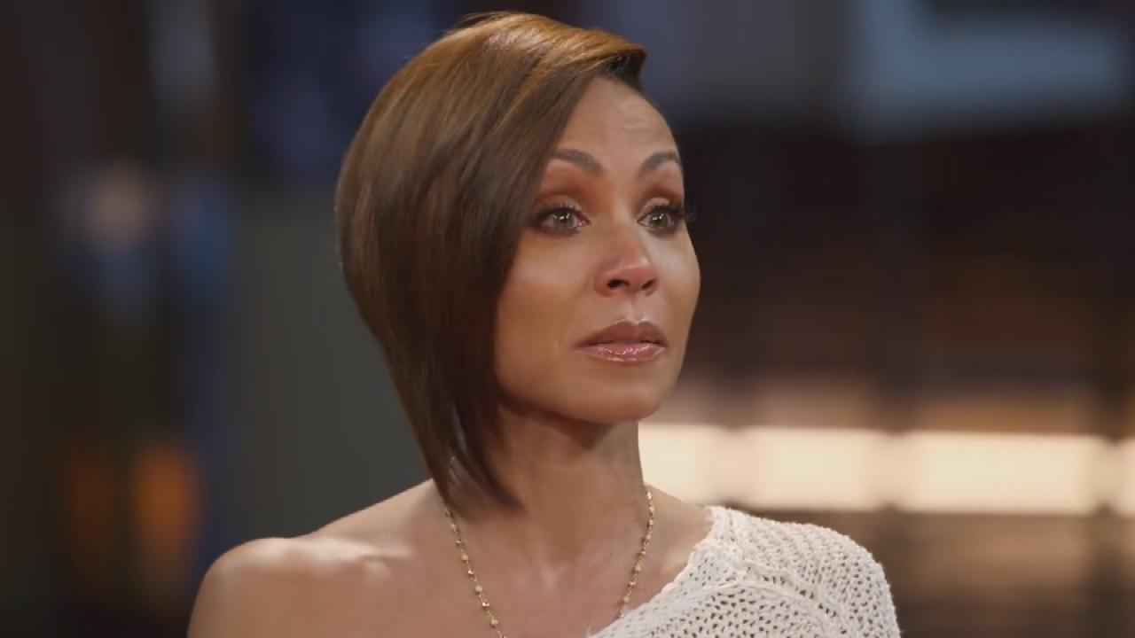 Jada Pinkett Smith Cries After Kids Willow And Jaden Discuss Their