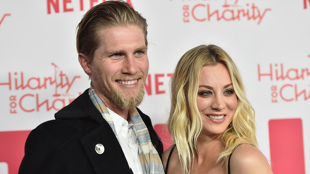 0fc80e9a2fd Inside Kaley Cuoco s  Unique  Wedding -- Plus See the Moment She Laid Eyes  on her Groom (Exclusive)