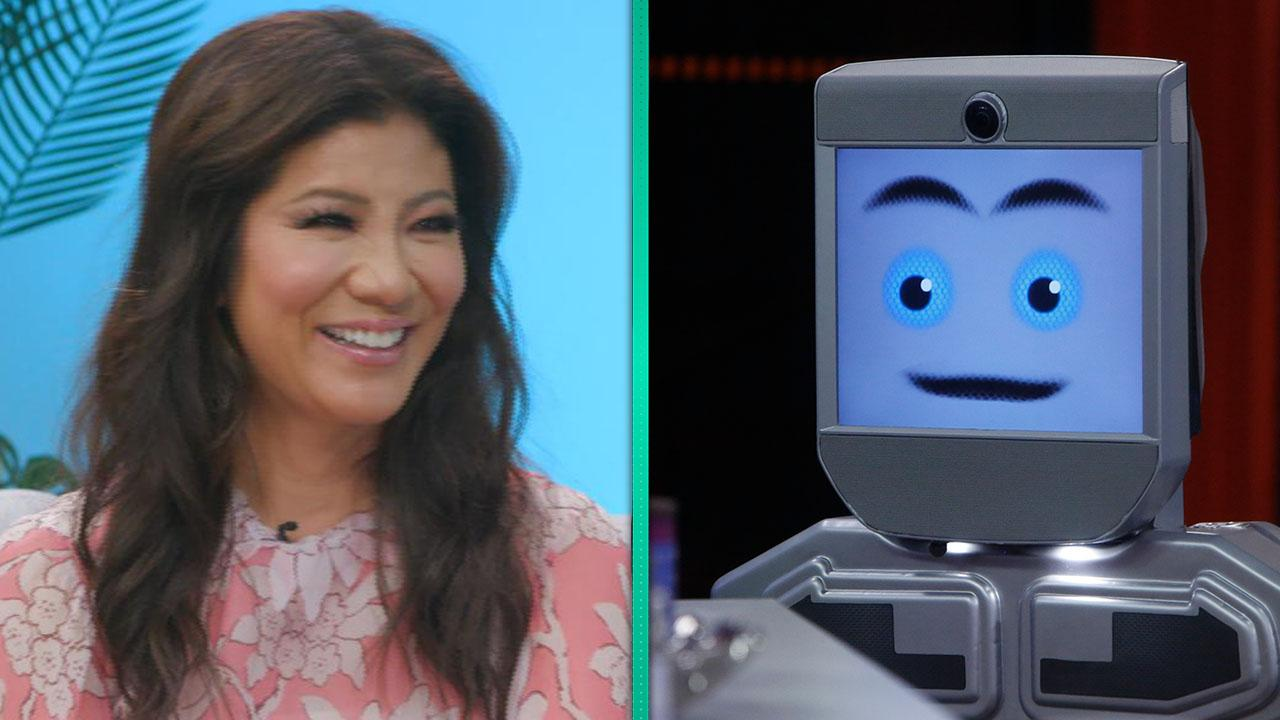 Julie Chen on Robot Sam and Who She Thinks Will Win 'Big