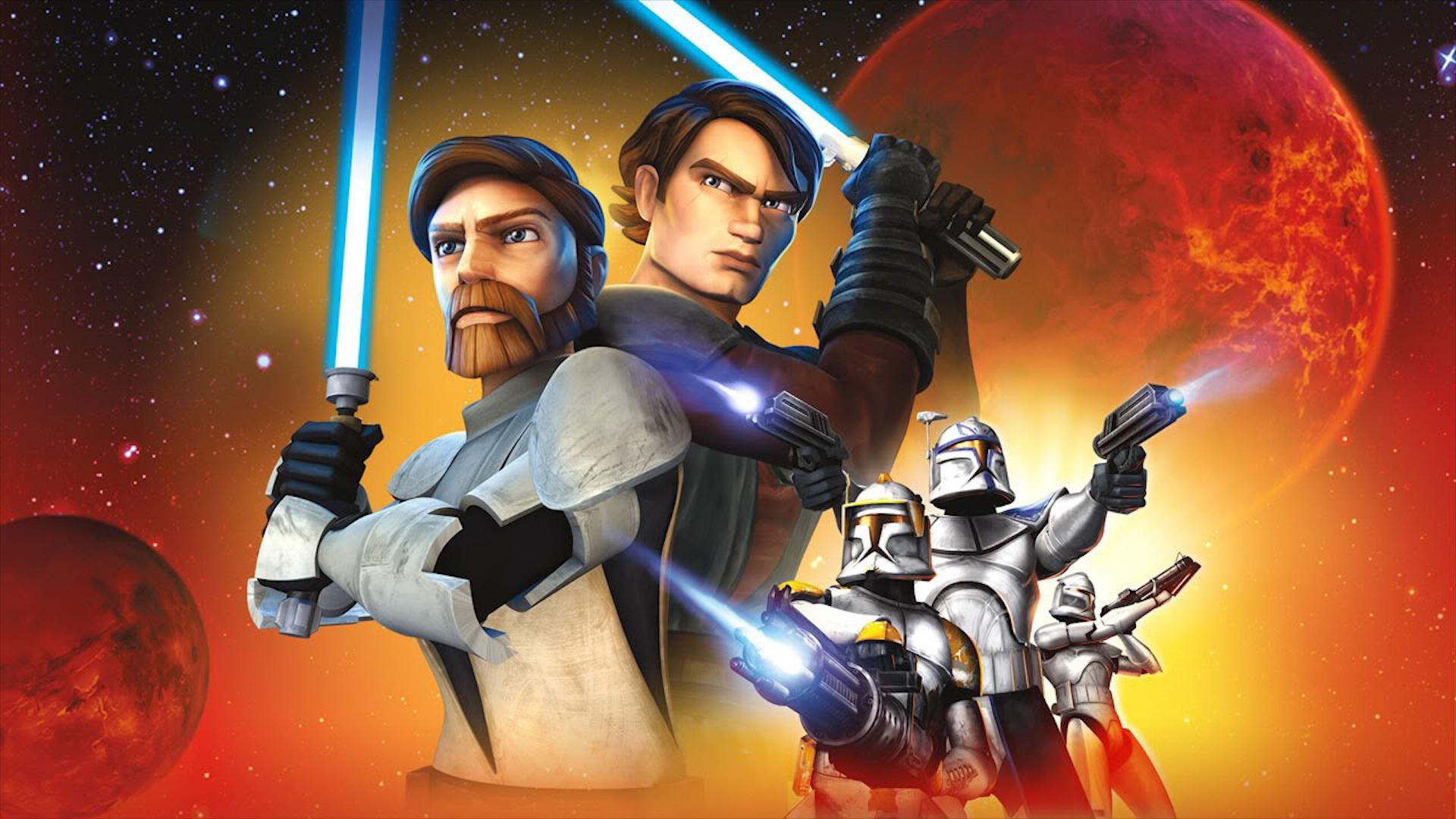Star Wars: The Clone Wars' Revived After 2013 Cancellation