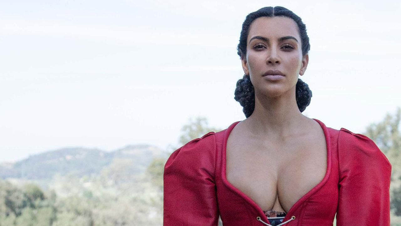 Kim kardashian poses nude Nude Photos 11