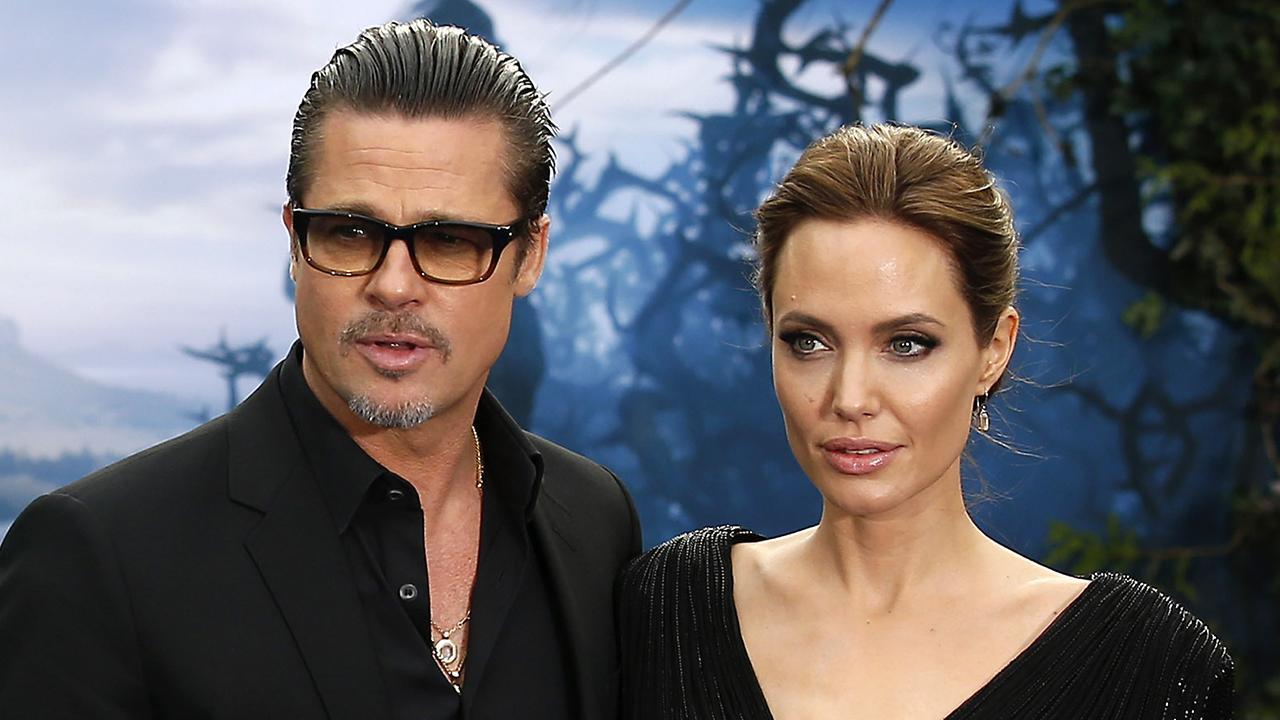 fcedc0a23946 Angelina Jolie and Brad Pitt Have Reached an Interim Custody Arrangement  (Exclusive)