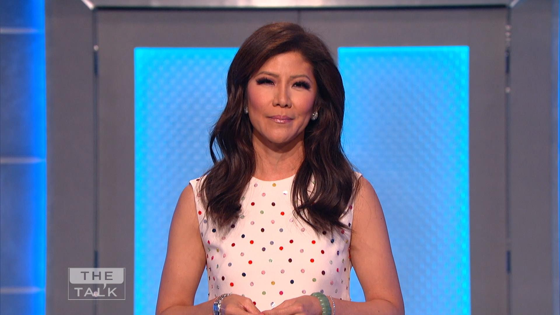 Julie Chen Chokes Up While Officially Announcing She's Leaving 'The
