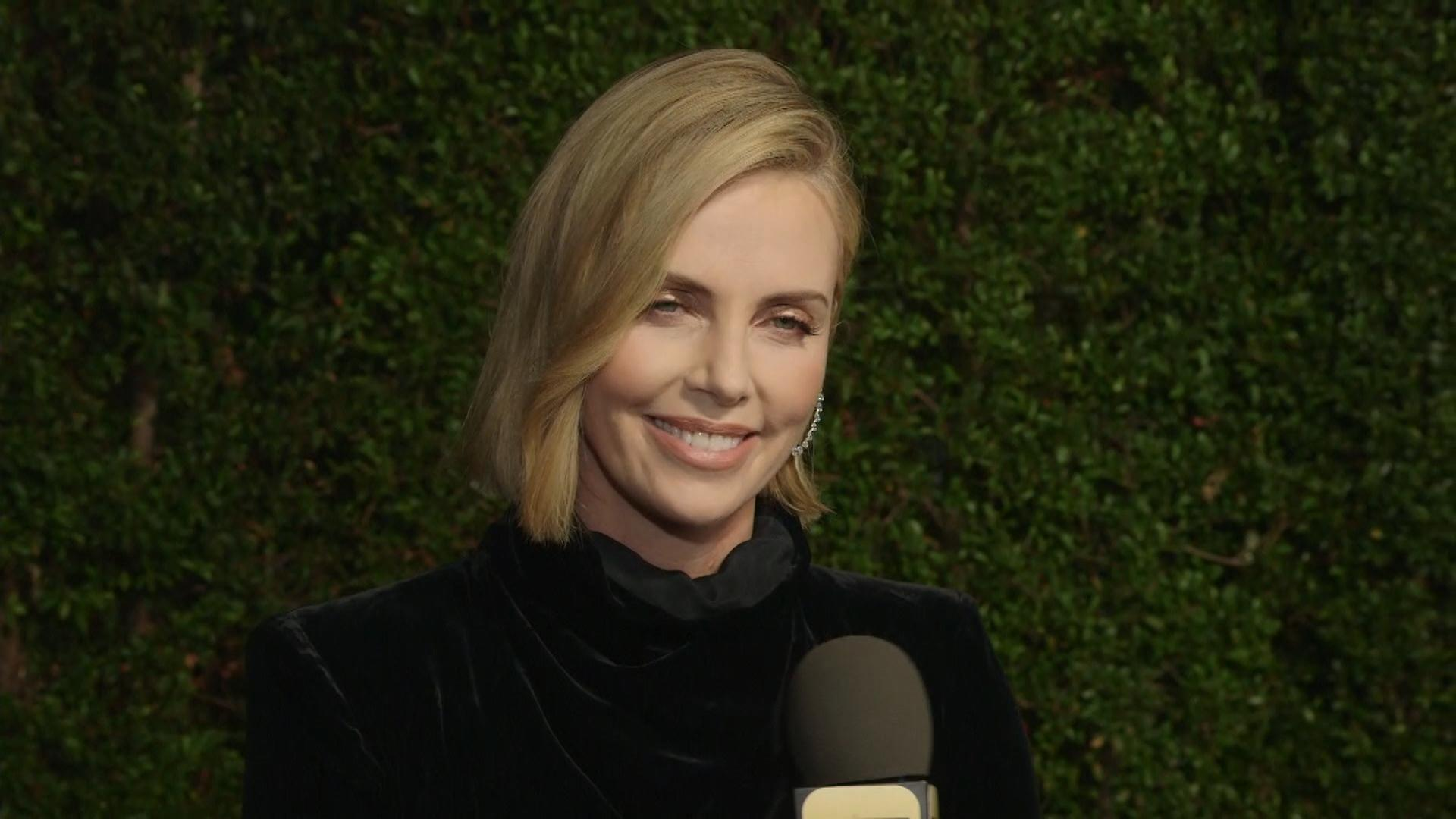 Why Charlize Theron Wanted to Play Megyn Kelly (Exclusive)