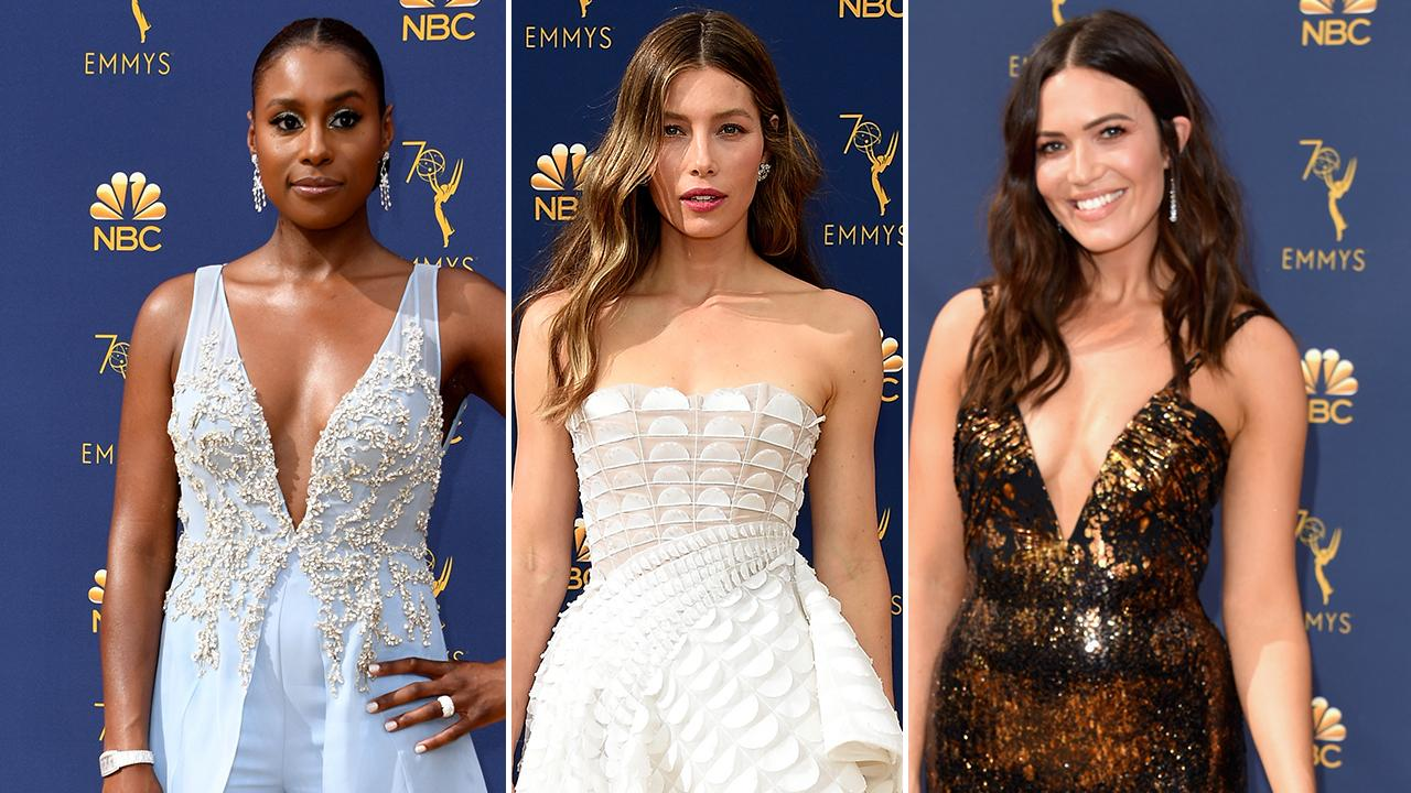 89c6ae1f59c1a 2018 Emmys: Best Dressed Stars | Entertainment Tonight