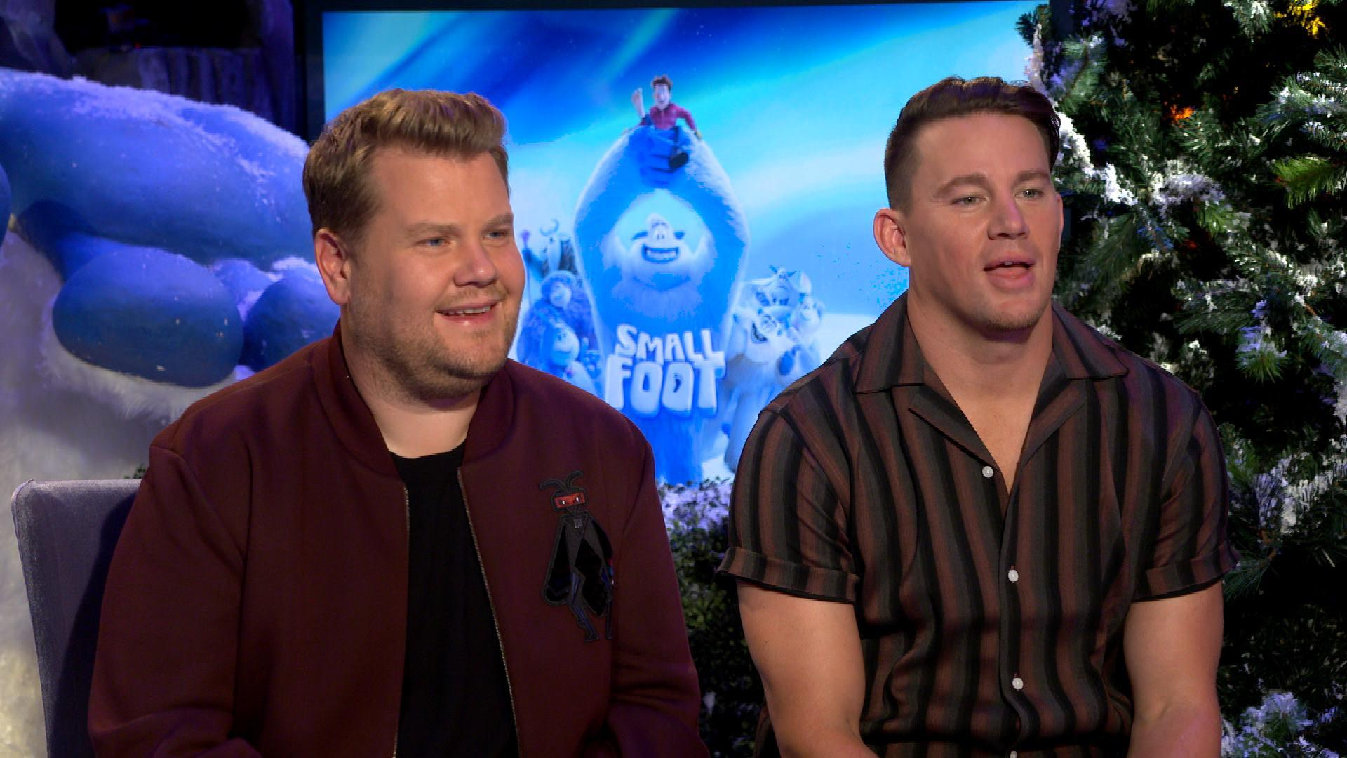 7256d439de83 Channing Tatum and James Corden Are Ready to Team Up for  Carpool Karaoke   -- With a Twist! (Exclusive)