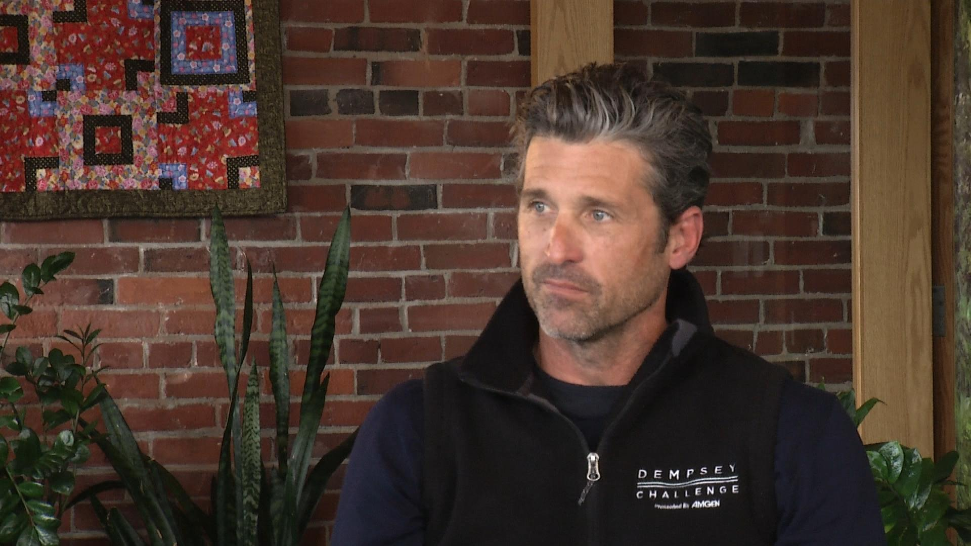 Patrick Dempsey Remembers His Late Mother And Carrying On Her Legacy