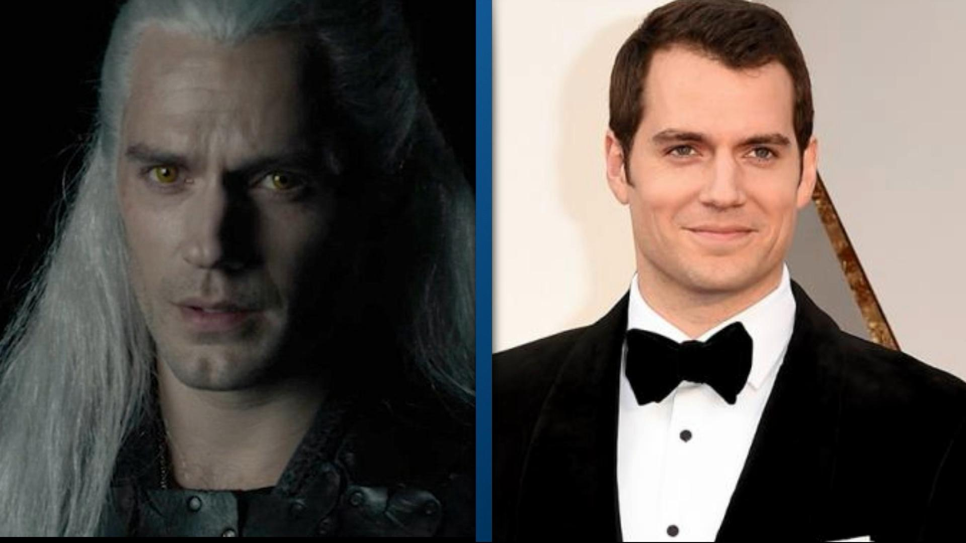 The Witcher': First Look at Henry Cavill as Geralt of Rivia