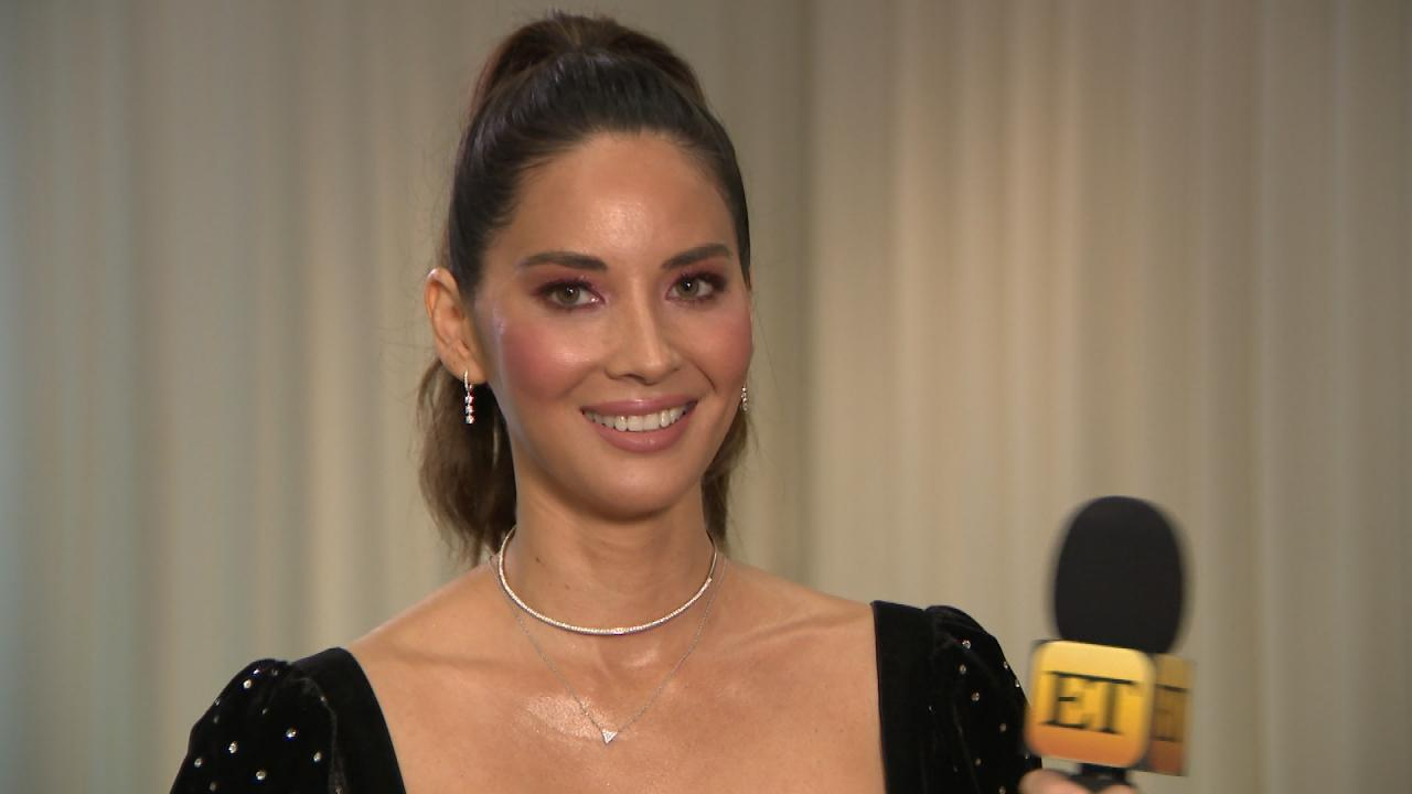 Olivia Munn Shares Why She Was 'Never Quiet' About Brett Ratner (Exclusive)