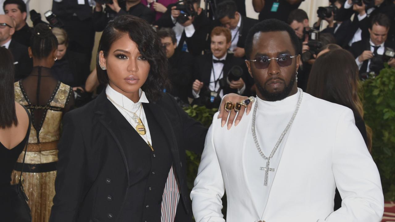 Sean 'Diddy' Combs Splits From Longtime Girlfriend Cassie