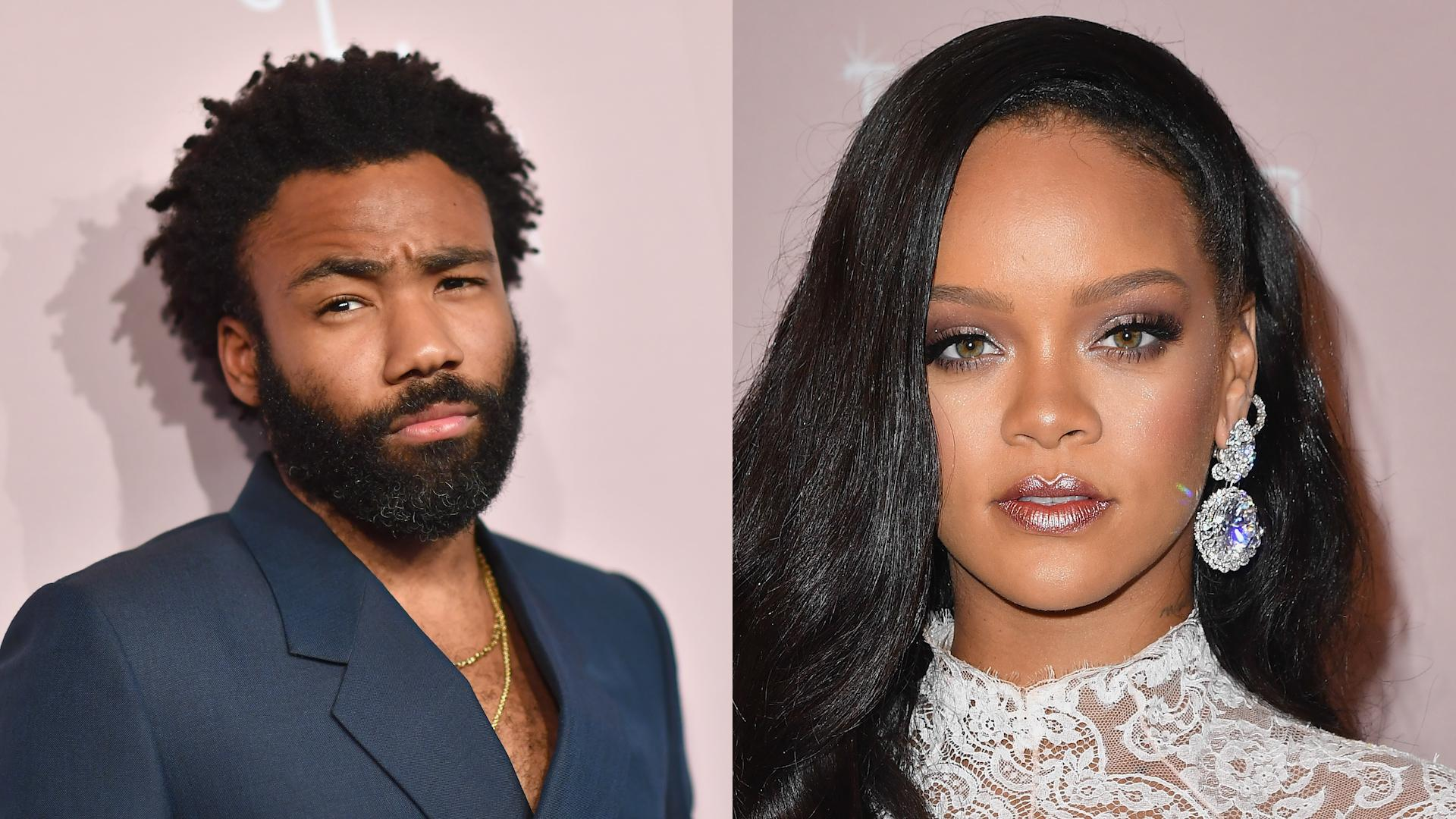 Rihanna Calls Donald Glover 'a True Gem' After 'Overwhelming' Response to Short Film 'Guava Island'