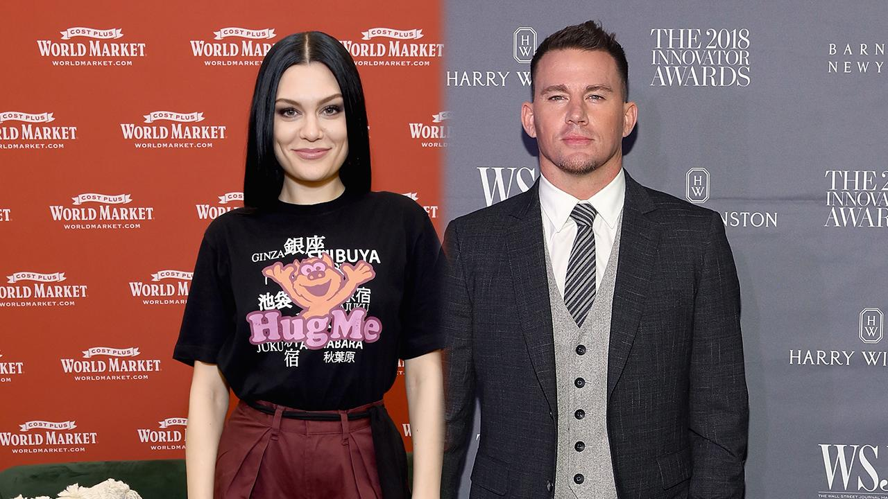 Channing Tatum Fawns Over Girlfriend Jessie J After Her London Show