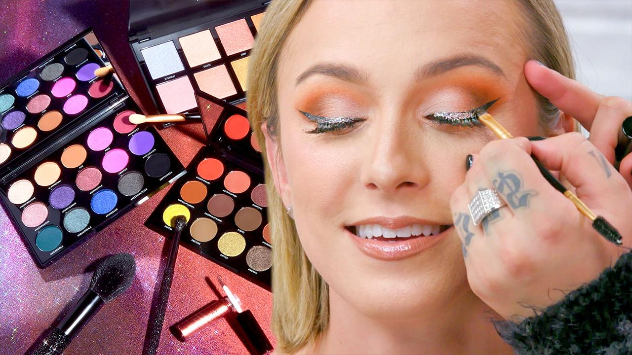 8fb54a471a5 How to Perfectly Pull Off Glitter Eyeliner (With Lipstick Nick!)