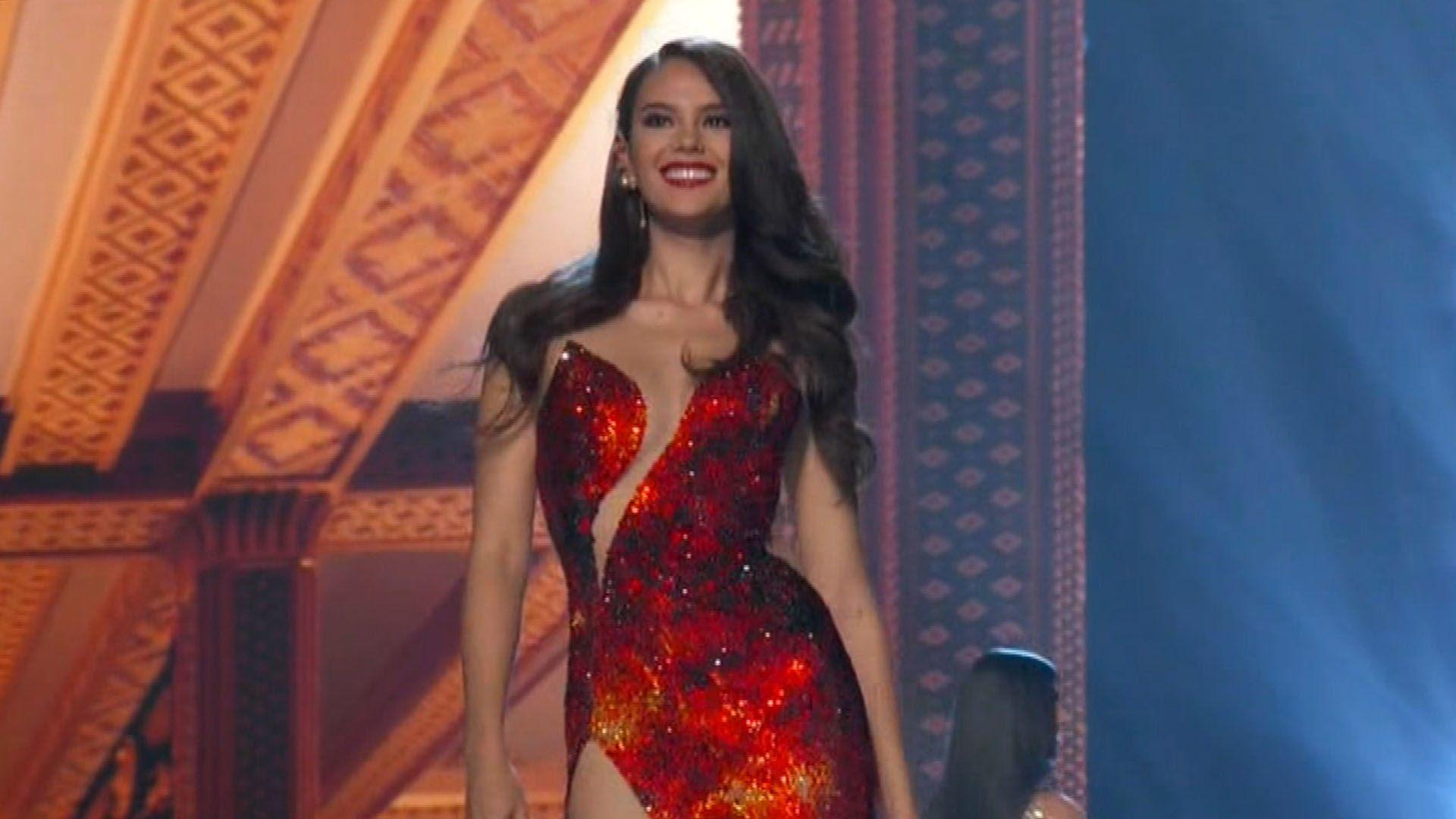 6a132249a22a Miss Philippines Catriona Gray Crowned Miss Universe 2018 ...