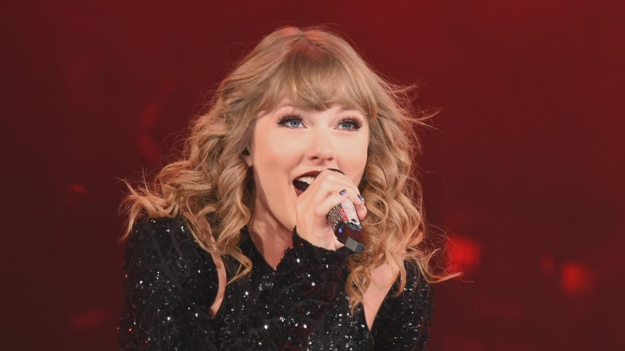 How Taylor Swift Redefined Herself in 2018 -- and What's