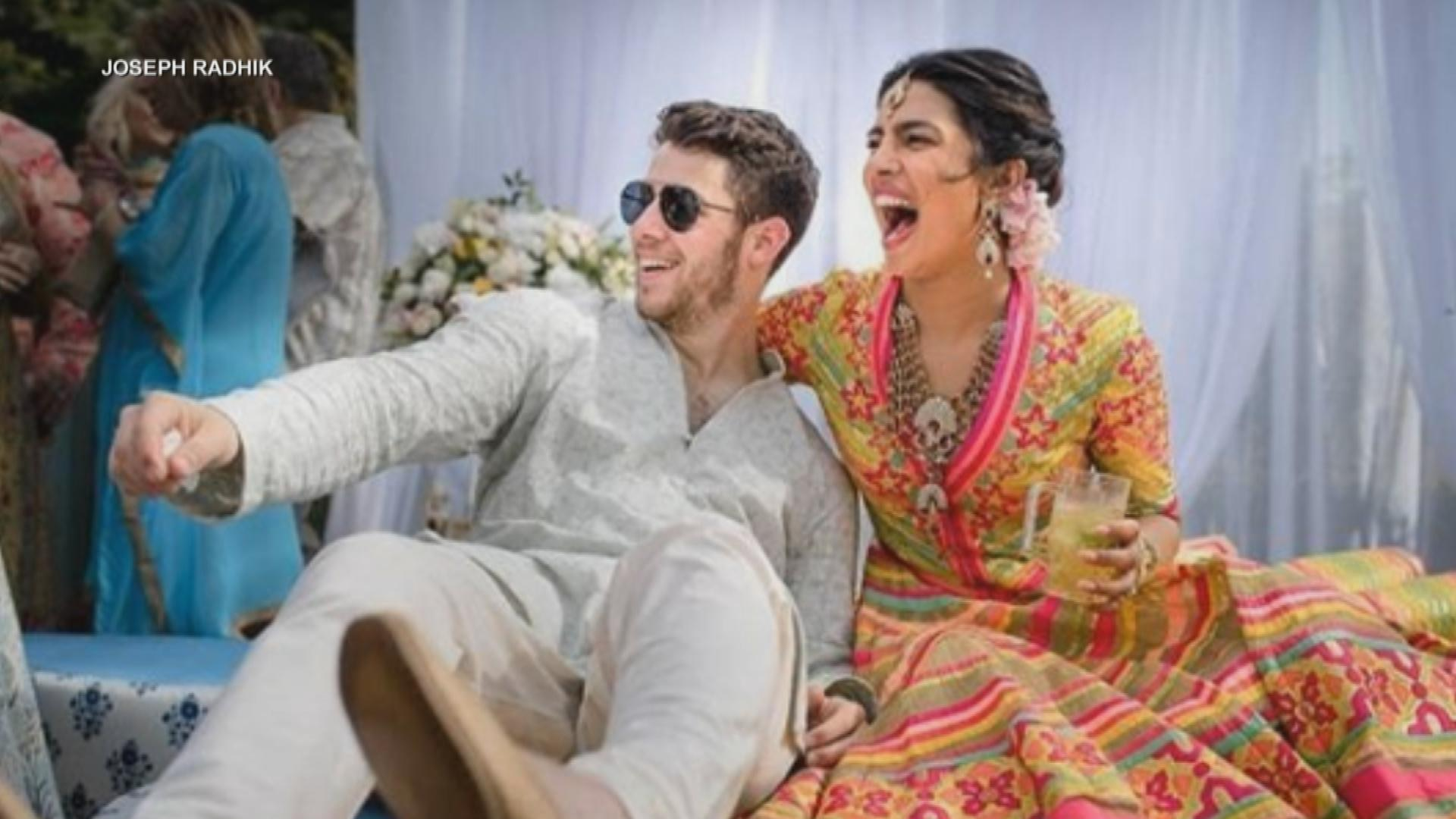 dfa24908a0 Everything Priyanka Chopra Wore During Her Wedding Weekend ...