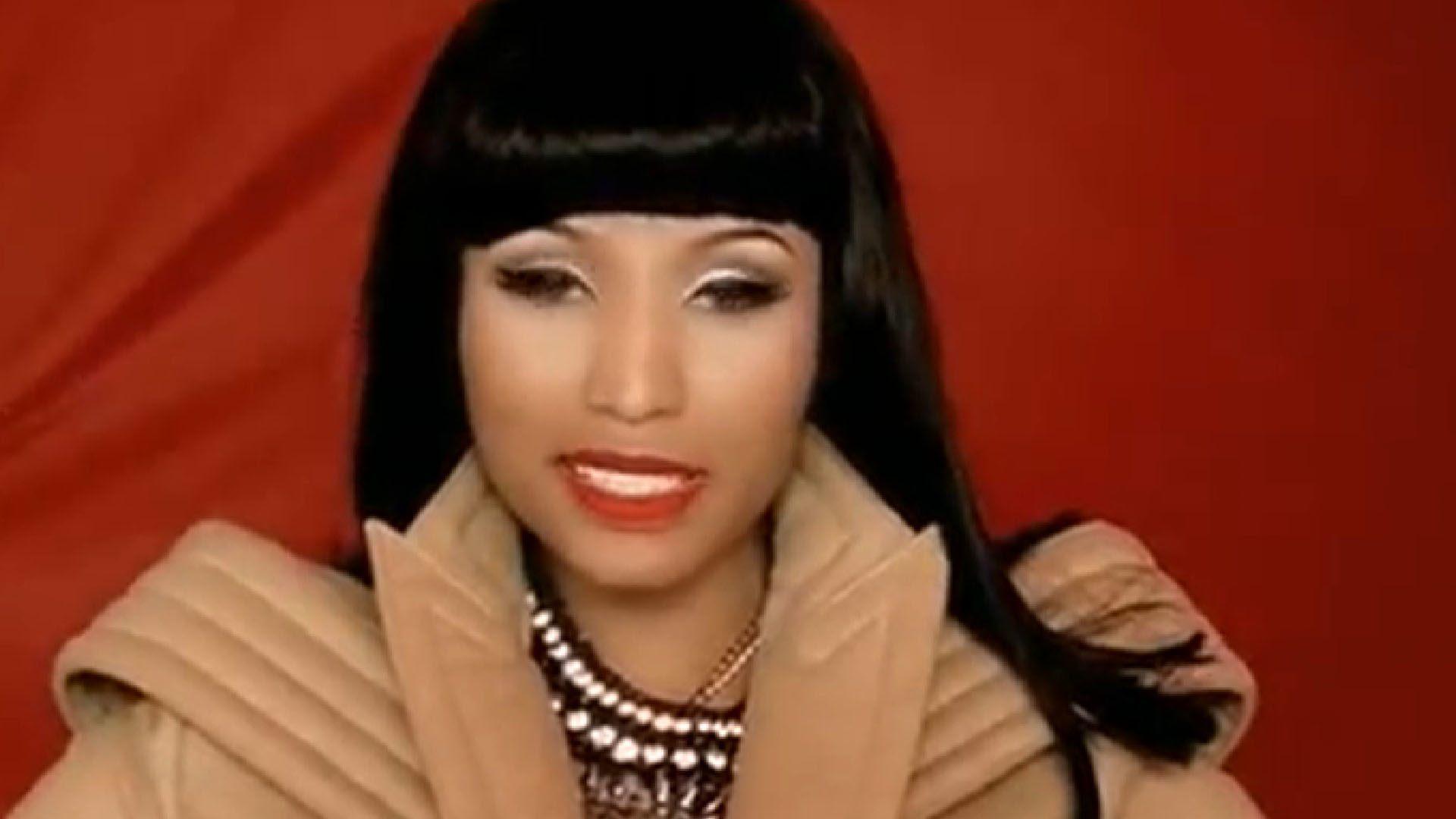 267c86d50b66b Nicki Minaj's Boyfriend Kenneth Petty Gets Huge Neck Tattoo of Her Name