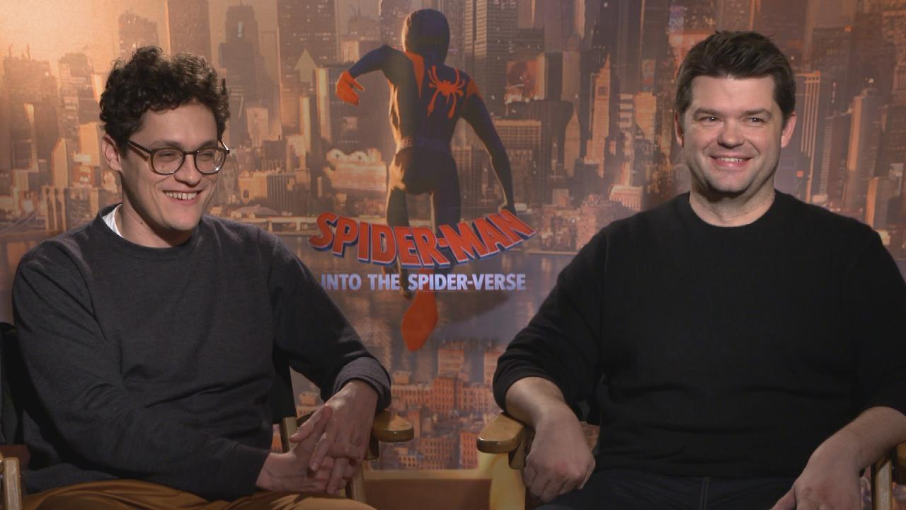 Spider-Man: Into the Spider-Verse' Producers & Cast Talk