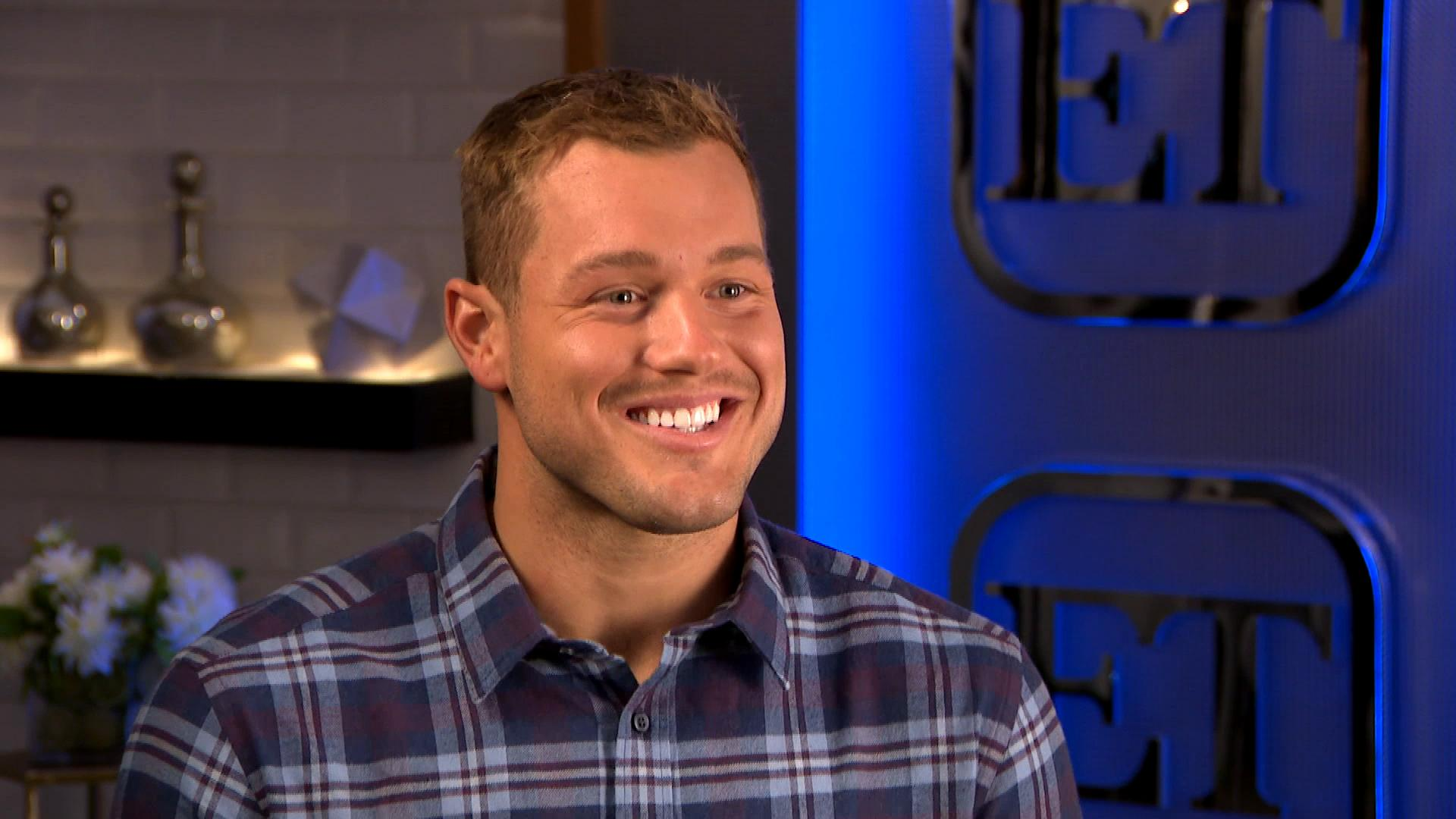 Colton Underwood Gets Grilled About Whether He's Still a Virgin After 'The  Bachelor' Fantasy Suite