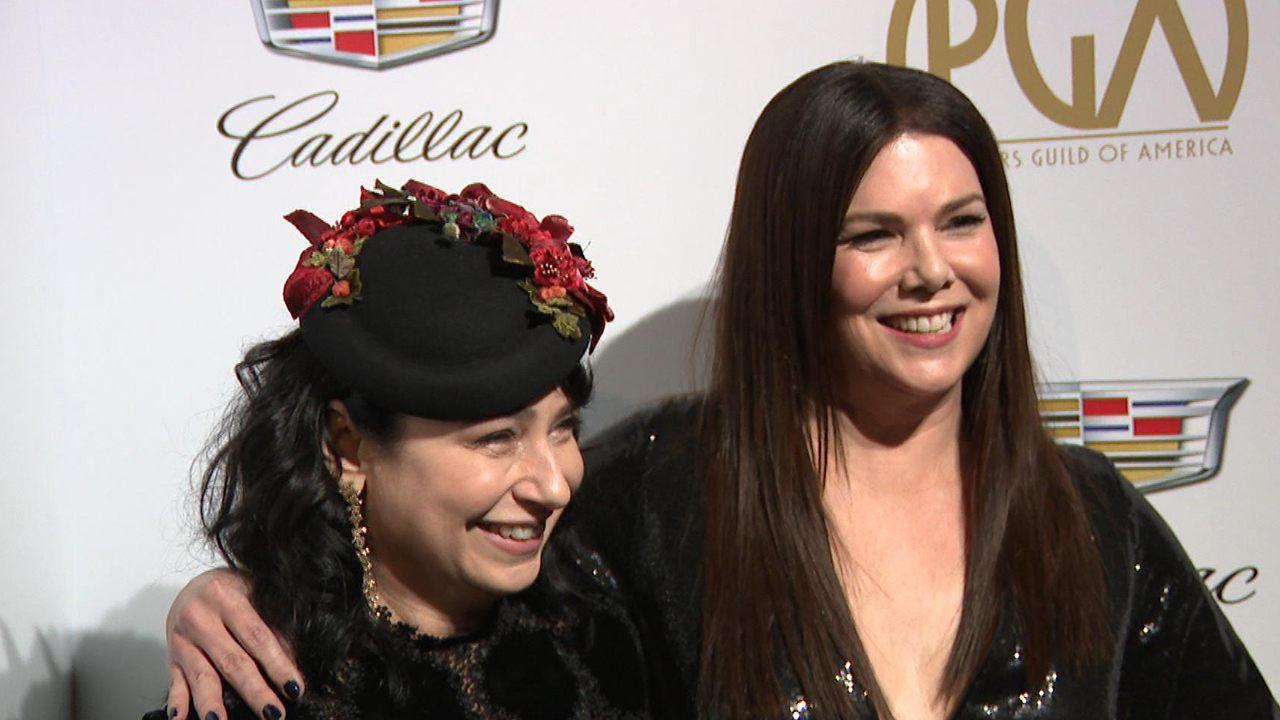 'Gilmore Girls' Creator Amy Sherman-Palladino Says Her 'Life Changed' When She Met Lauren Graham (Exclusive)