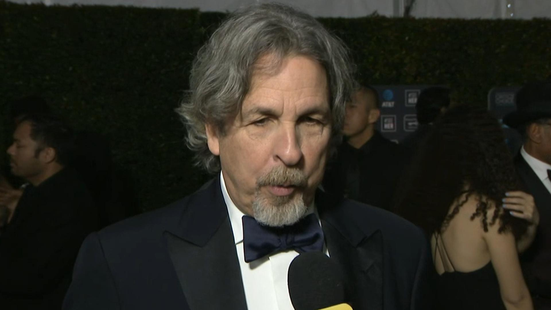 Green Book' Director Peter Farrelly Addresses Controversy