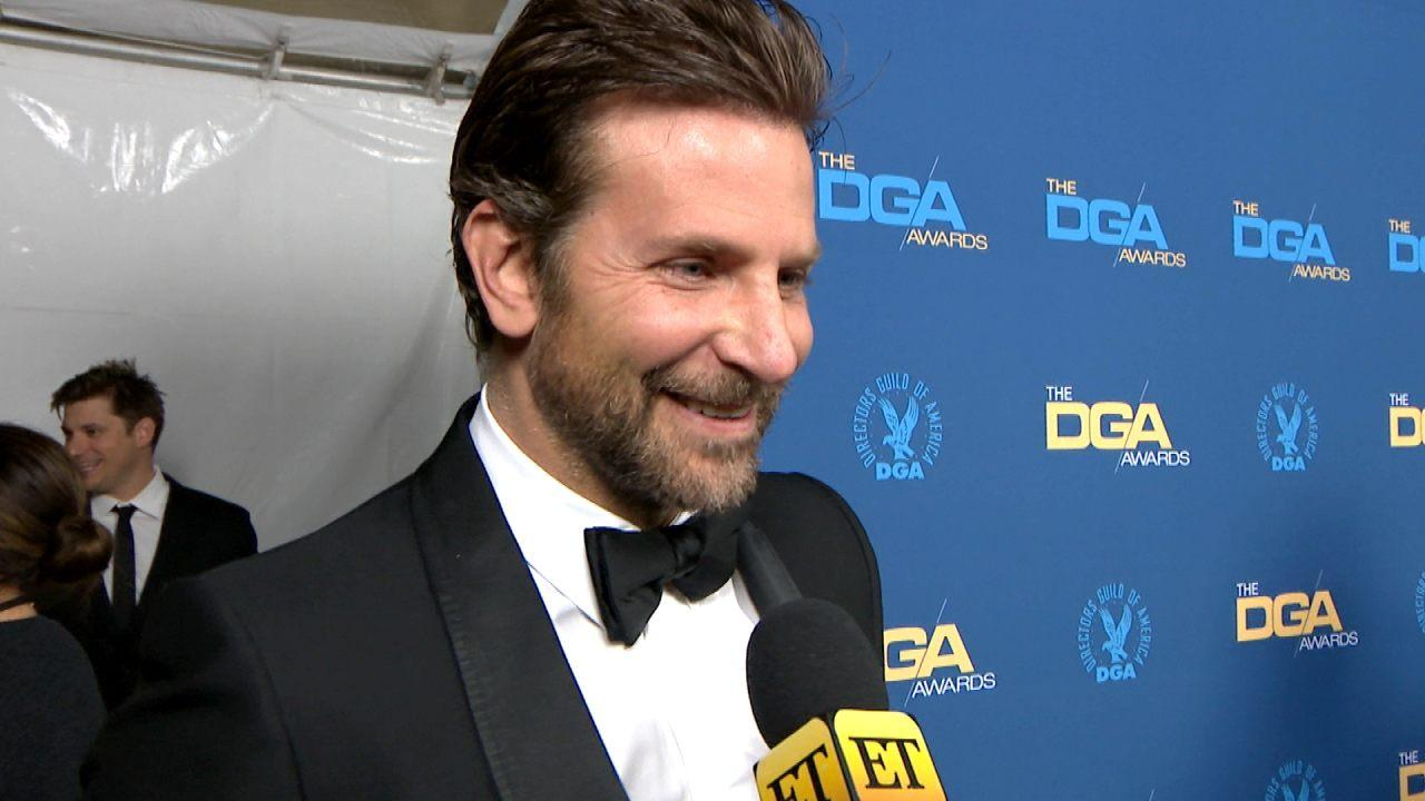 Bradley Cooper Admits He Was 'Embarrassed' By His Best