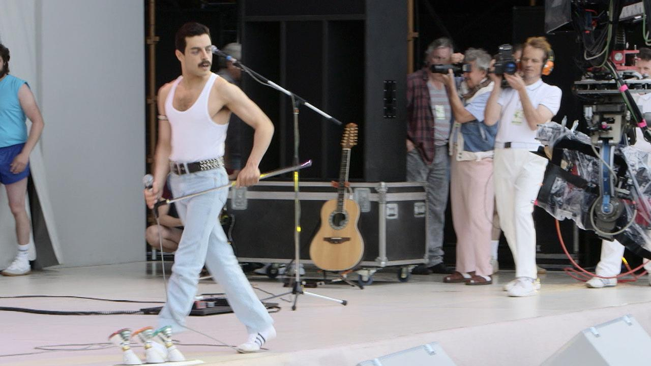 How 'Bohemian Rhapsody' Costume Designer Recreated the
