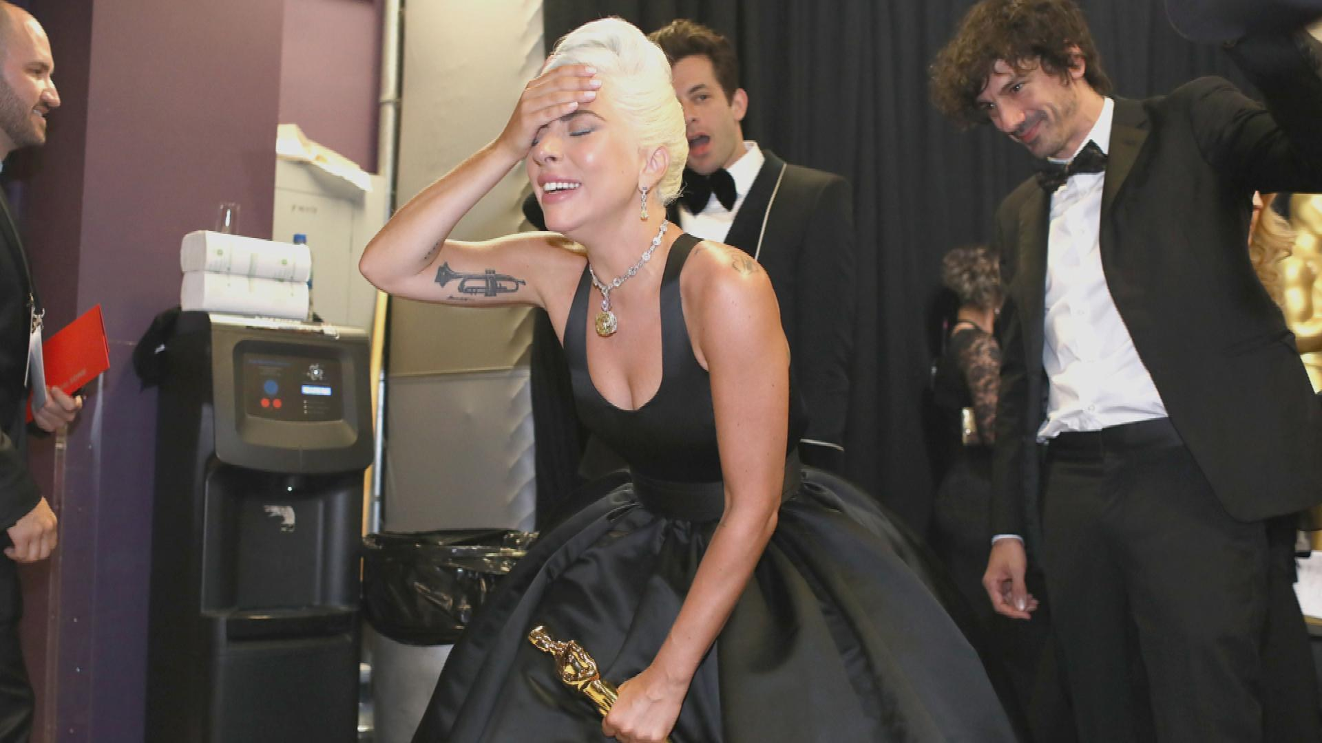 Lady Gaga Shares What Bradley Cooper Told Her Before Their