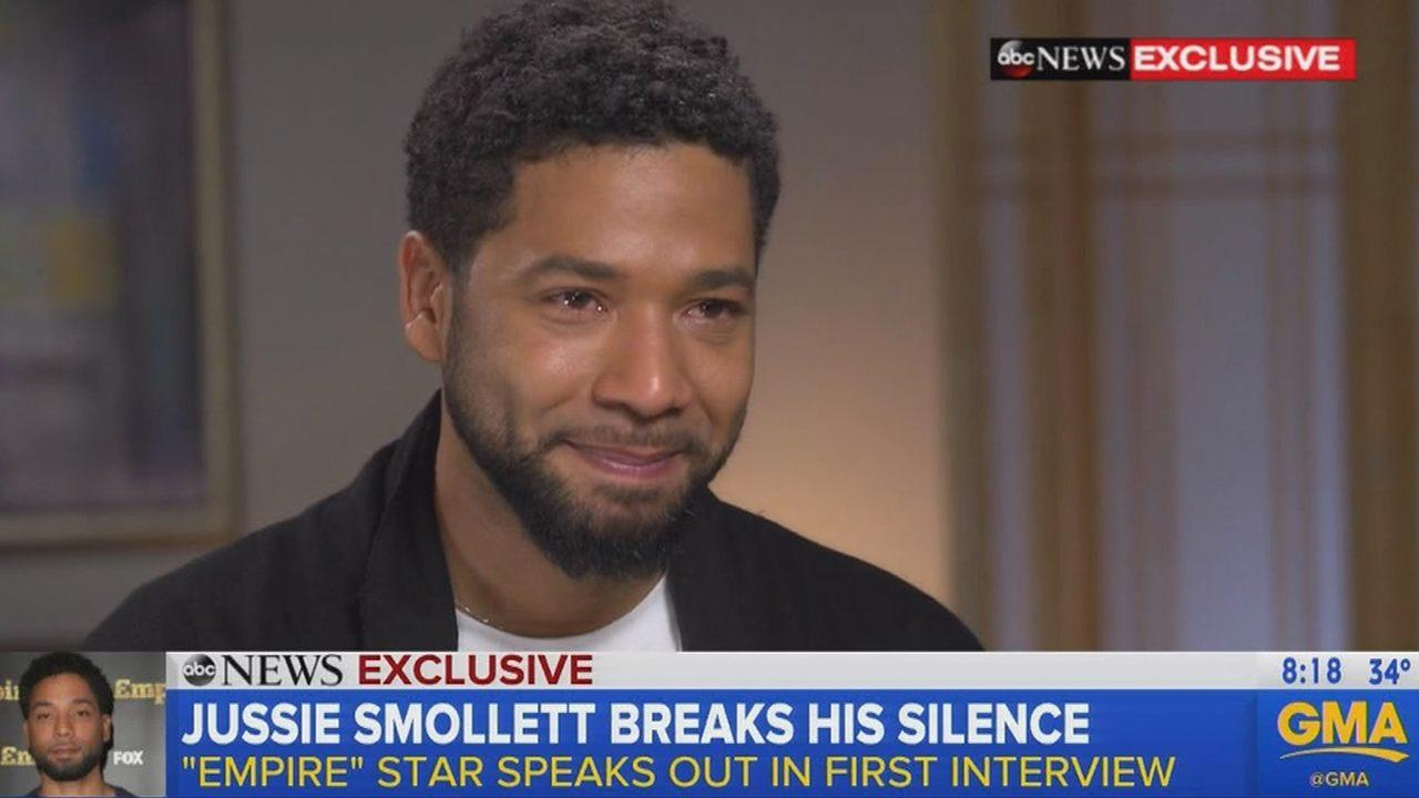 Jussie Smollett Attack: Chicago Police Have 'Shifted the