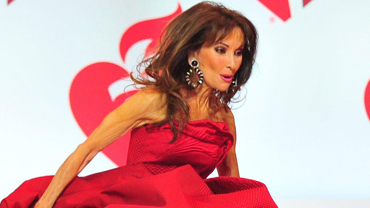 Susan Lucci Shares How Her Heart Health Scare Has Changed