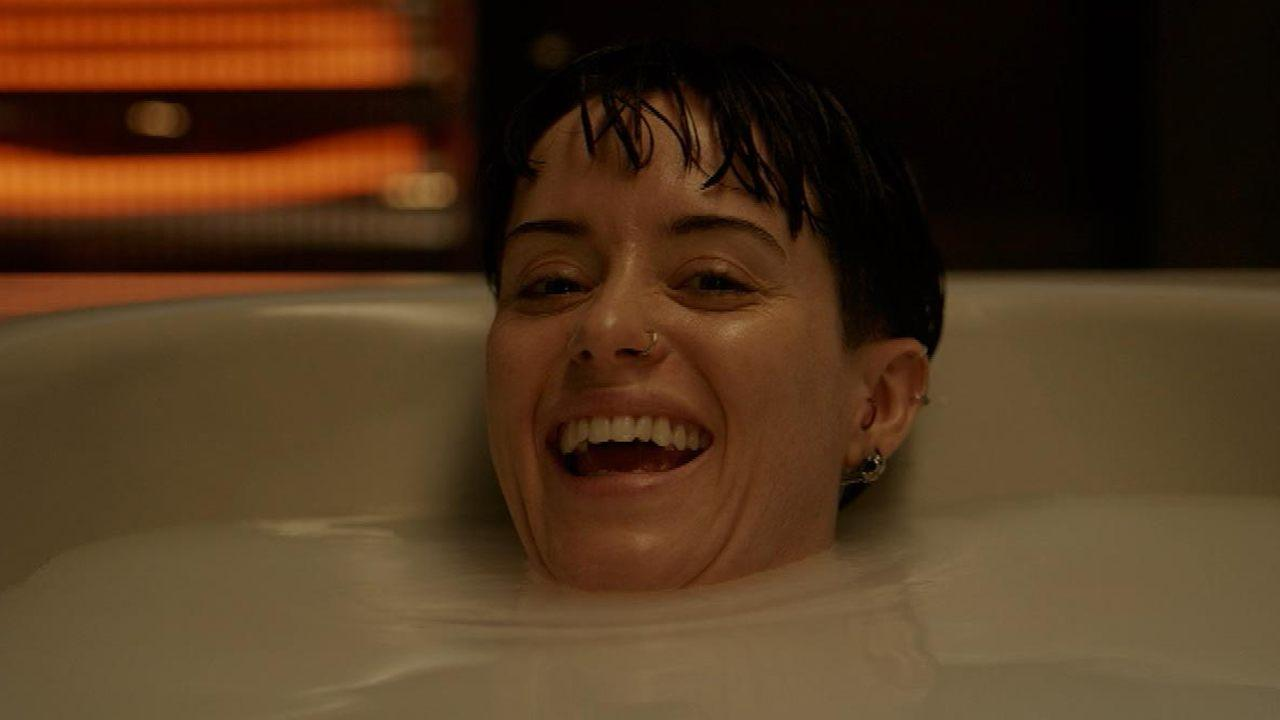 Claire Foy Has a Case of the Giggles in 'The Girl in the Spider's Web' Blooper Reel (Exclusive)