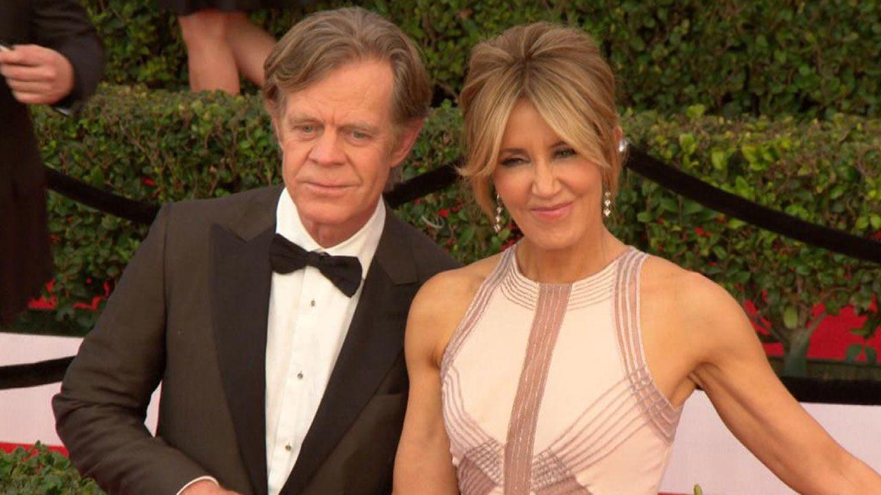 Felicity Huffman and William H  Macy's Marriage Under Strain Amid