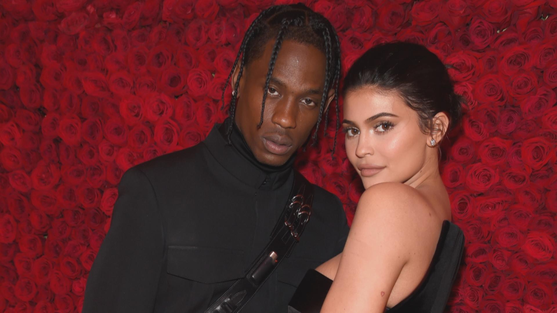 79d25bd15 Travis Scott Sends Love to 'Wifey' Kylie Jenner Following Cheating ...