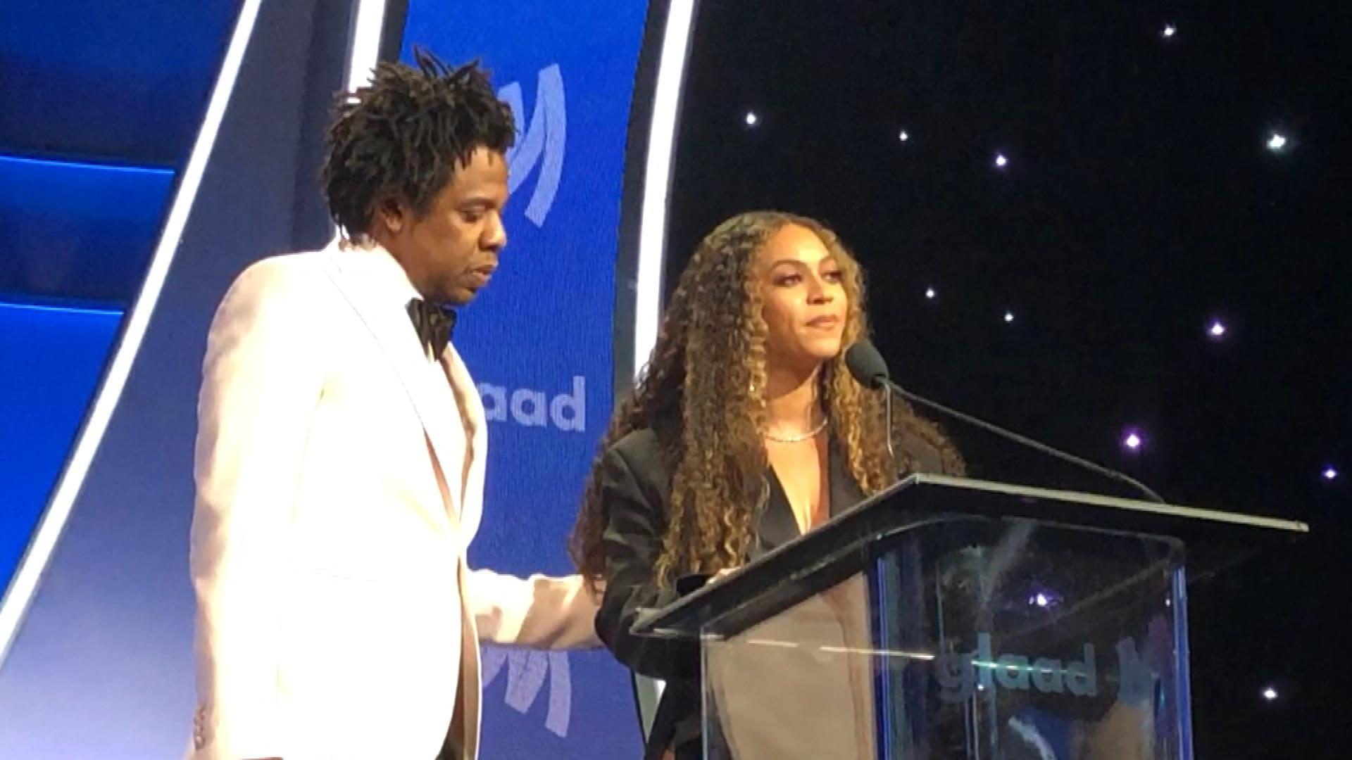 Beyonce Reveals She Lost Her Uncle to HIV In Emotional Speech at 2019 GLAAD Media Awards