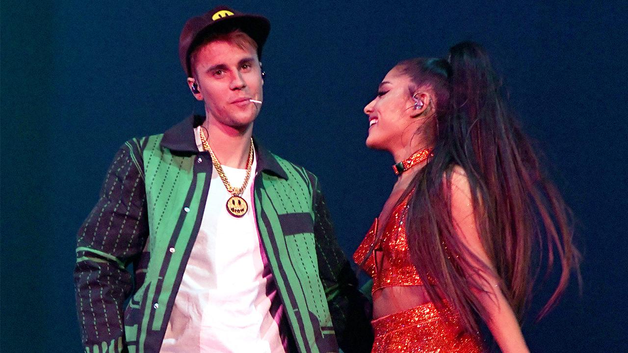 Justin Bieber Gives His First Performance in Two Years With Ariana Grande at Coachella