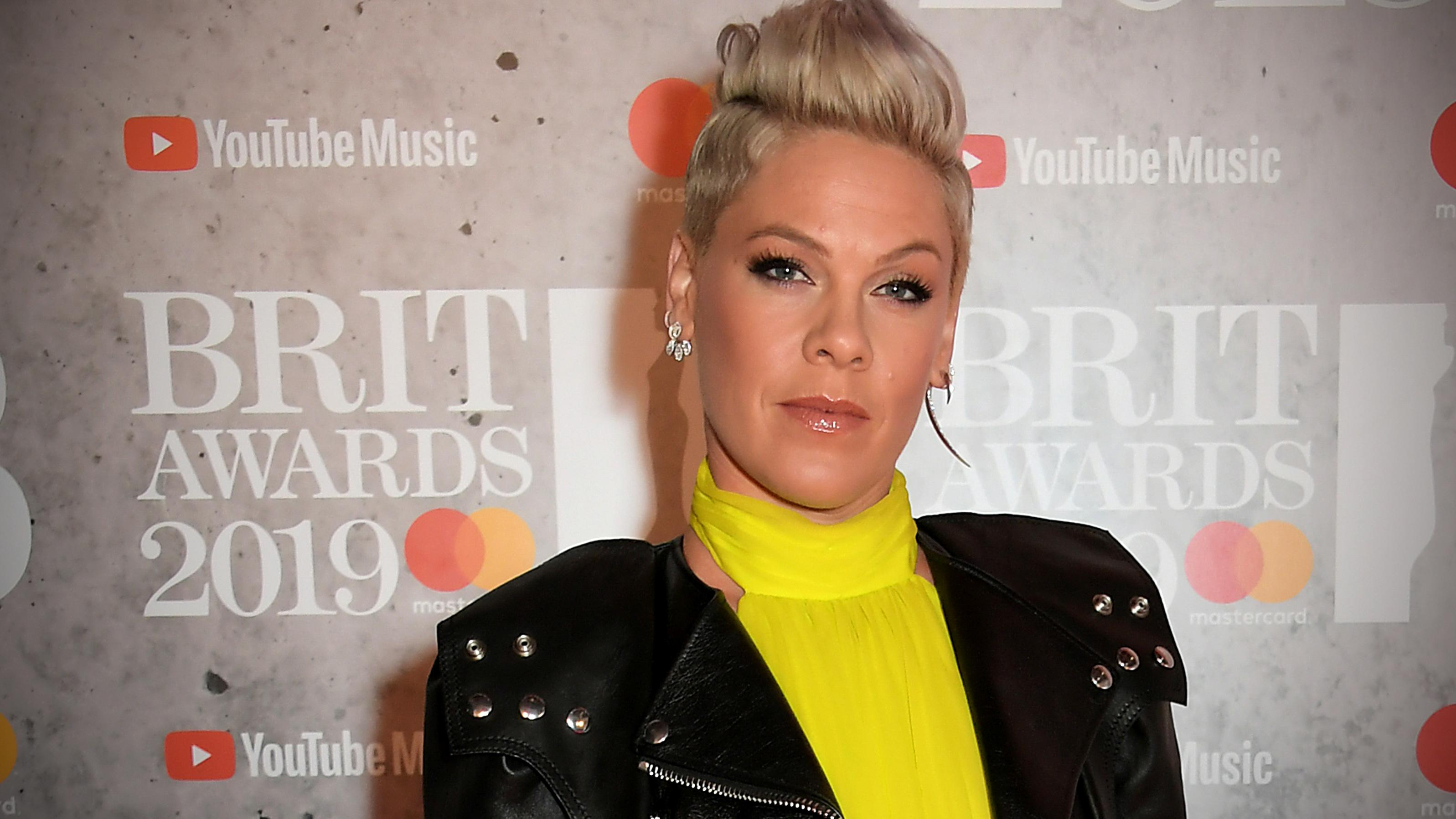 Pink Claps Back at Critics Who Disapprove of Photo Showing Her Son Without a Diaper