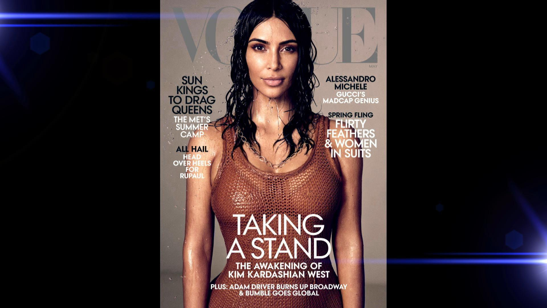 Kim Kardashian Reveals She's Studying to Be a Criminal Justice