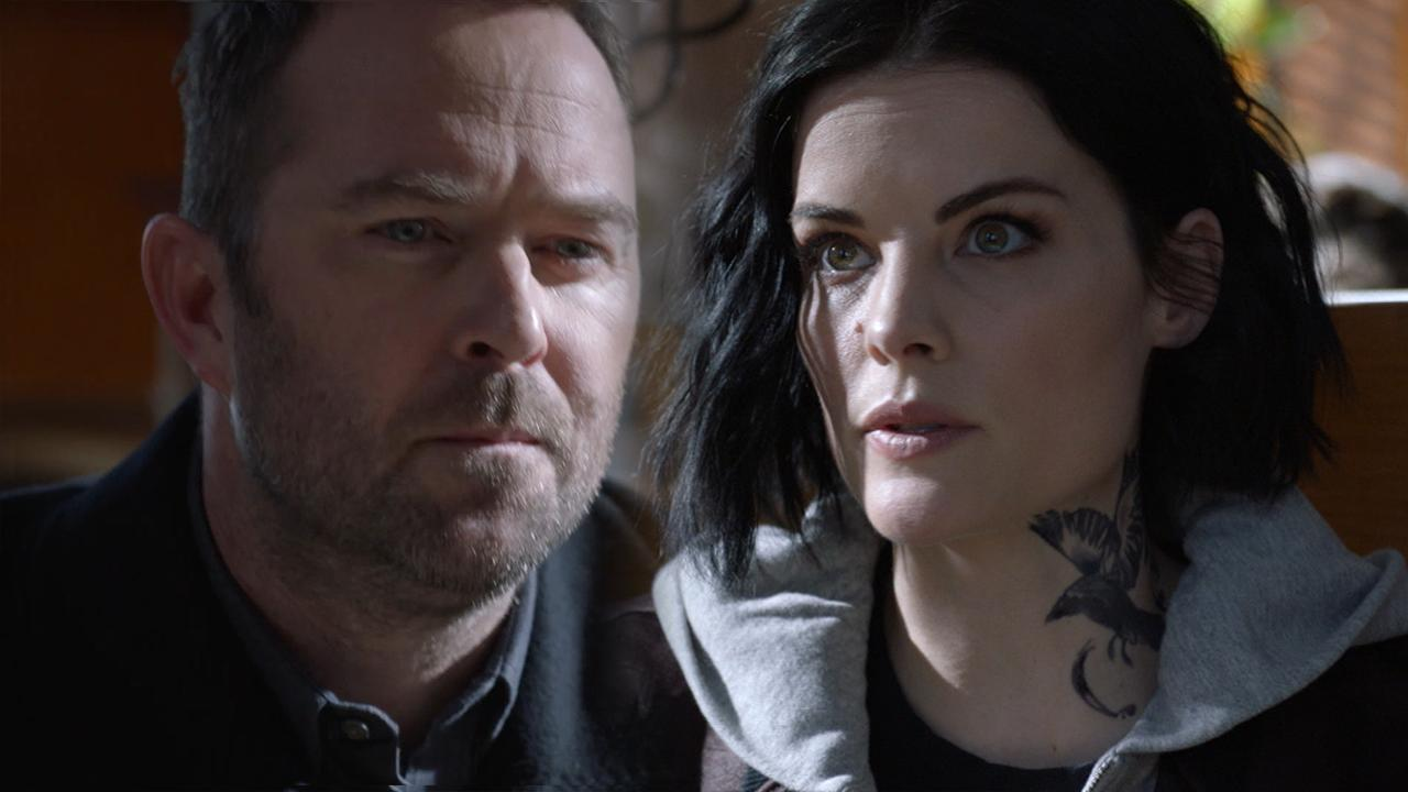 'Blindspot' Sneak Peek: Weller Comes Face to Face With His Estranged Mom in Tense Family Reunion (Exclusive)