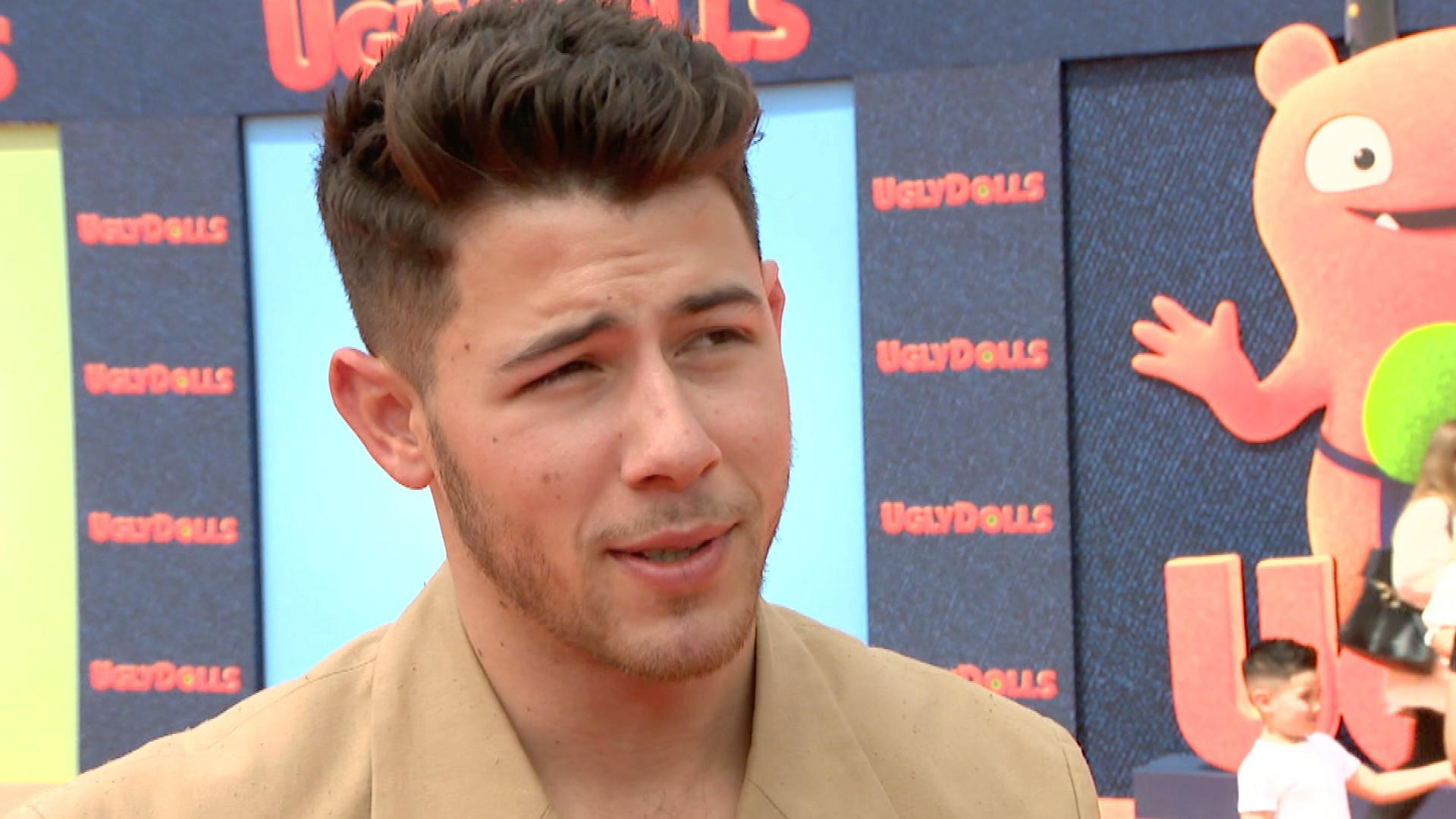 0530941ced1c Nick Jonas Says 2019 Met Gala With Priyanka Chopra Will Be a 'Full Circle  Moment' (Exclusive)